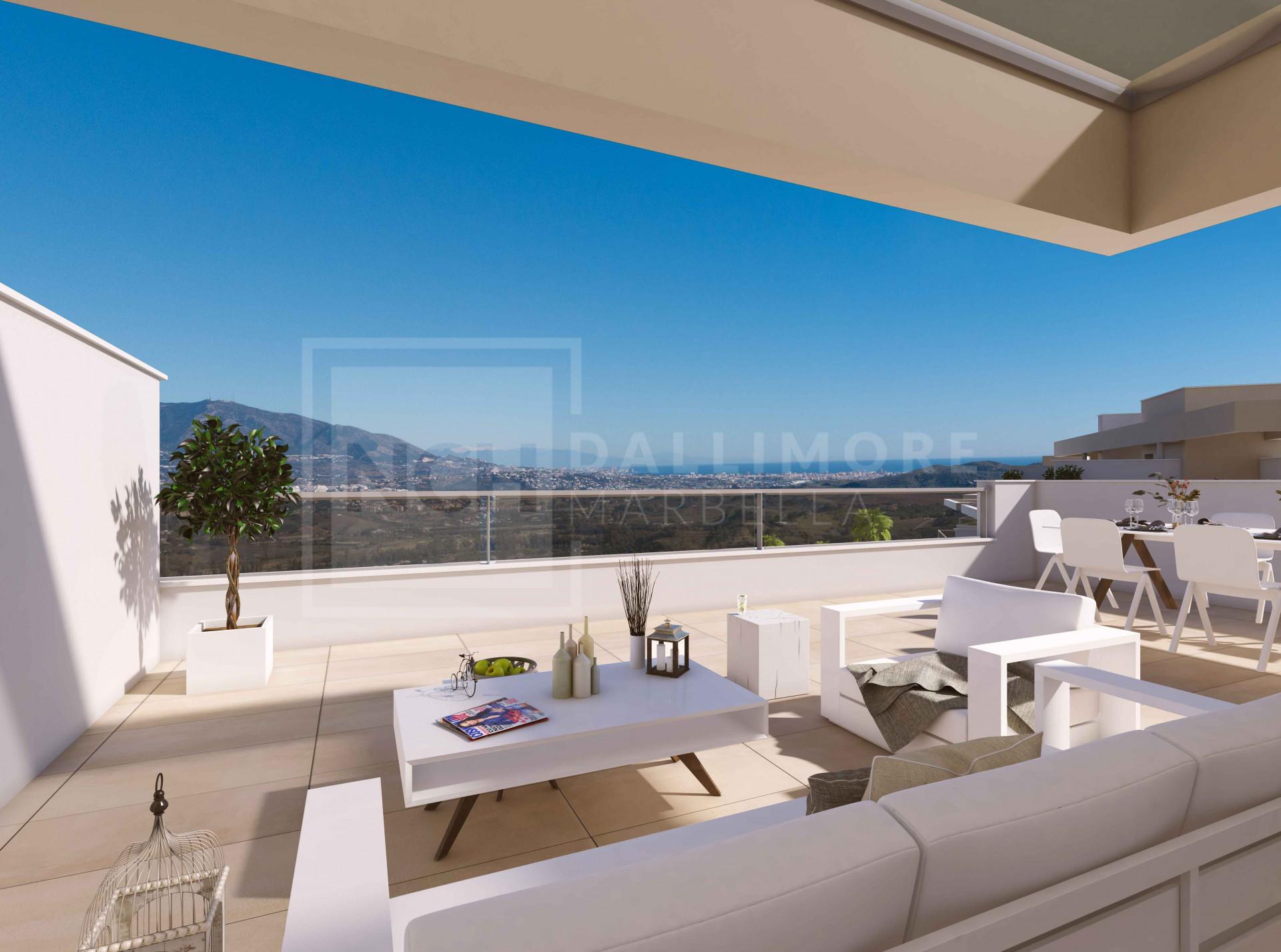 Penthouse La Cala Golf, Mijas Costa – NEWA6685