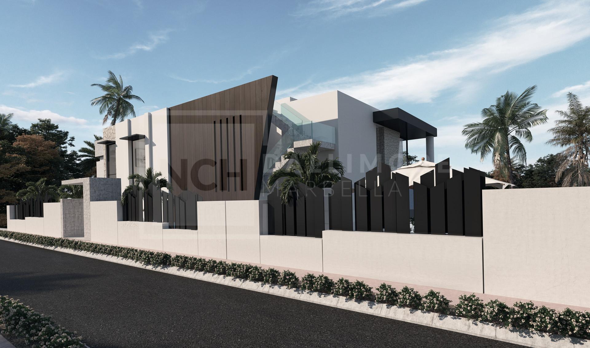 Villa El Campanario, Estepona – NEWV6741
