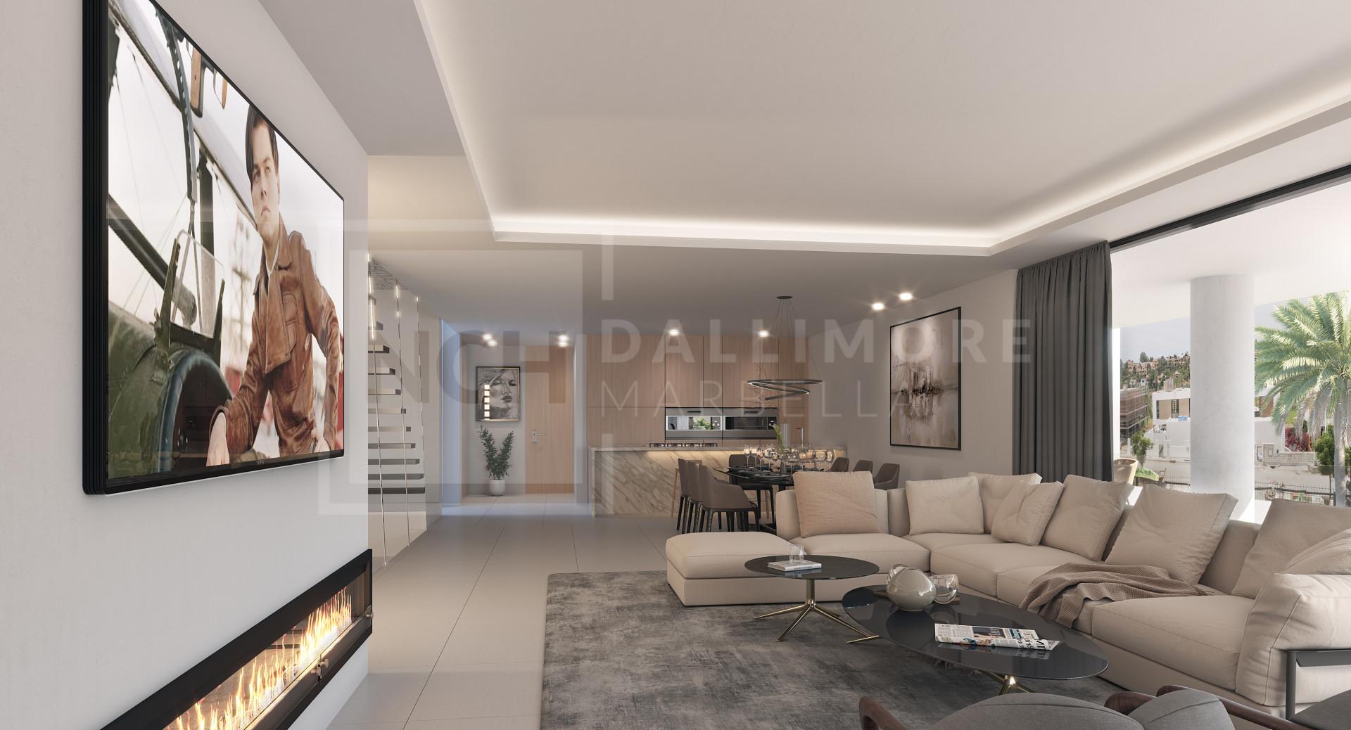 Villa El Campanario, Estepona – NEWV6742