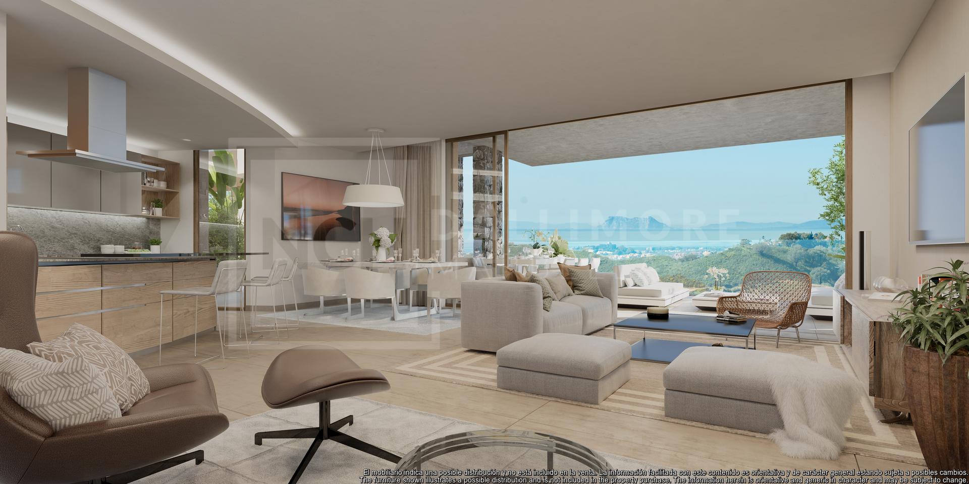 Ground Floor Apartment Real de La Quinta, Benahavis – NEWA6691