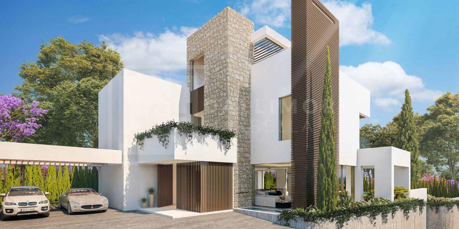 Villa El Capricho, Marbella Golden Mile - NEWV6704