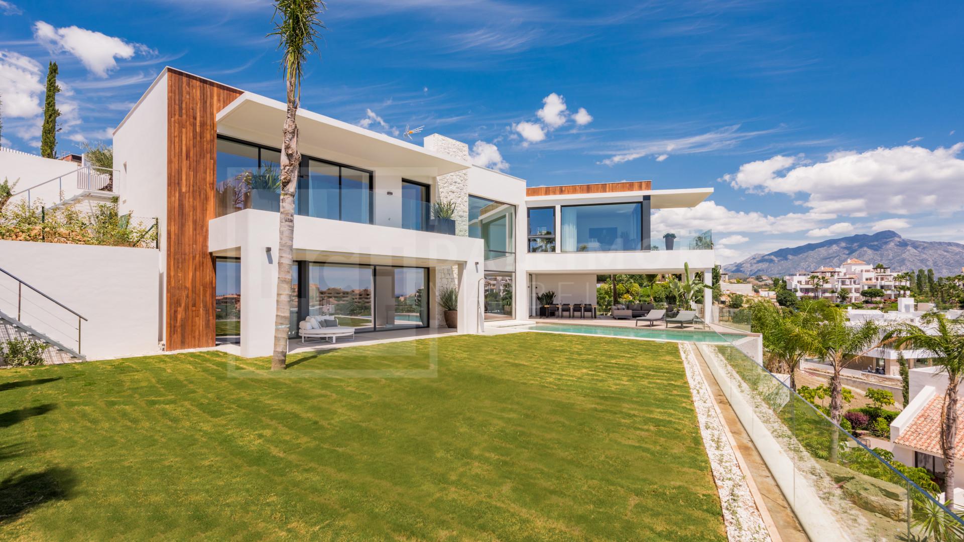 Villa La Alqueria, Benahavis – NEWV6714