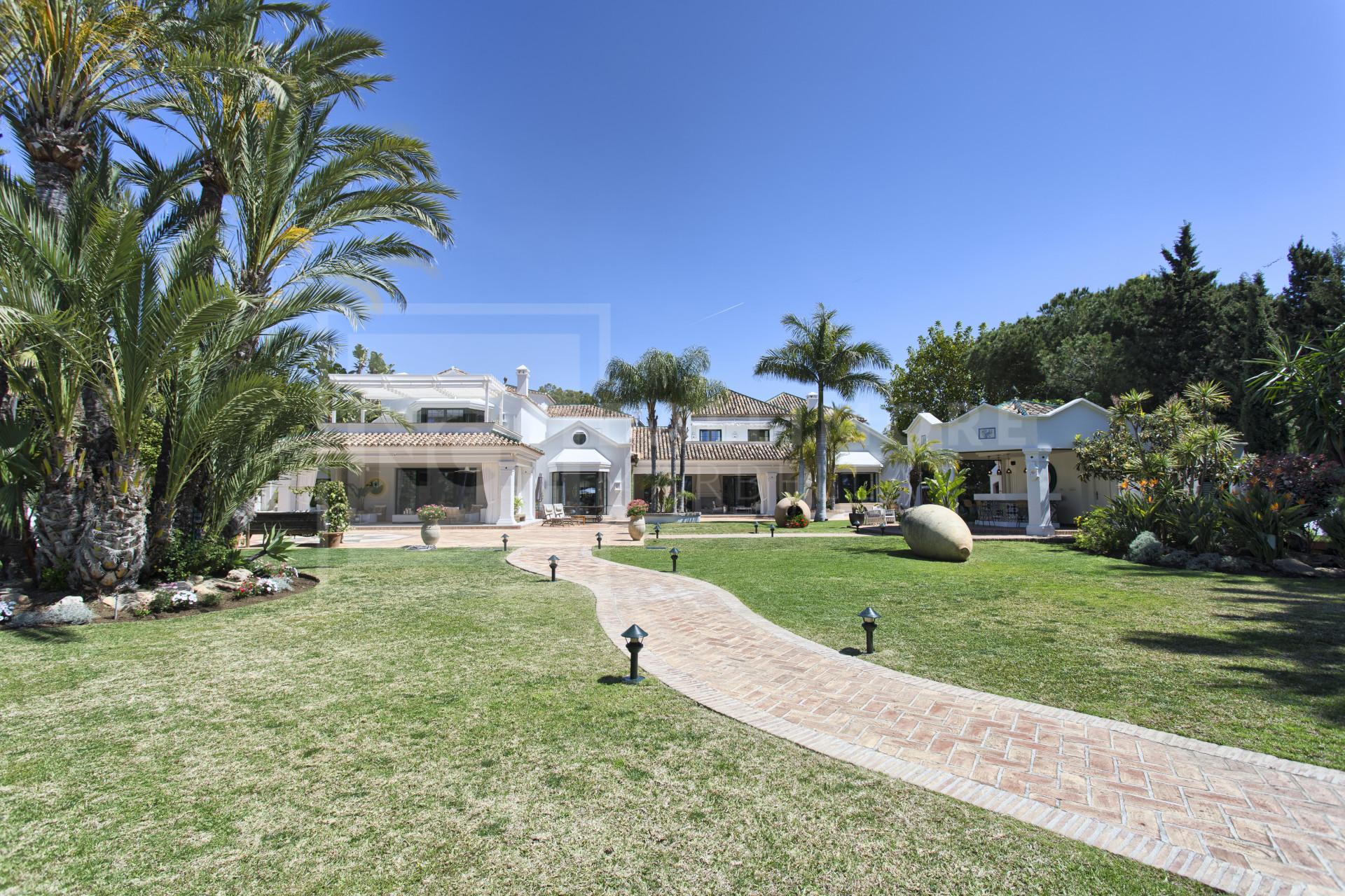 Villa Guadalmina Baja, San Pedro de Alcantara – NEWV6707