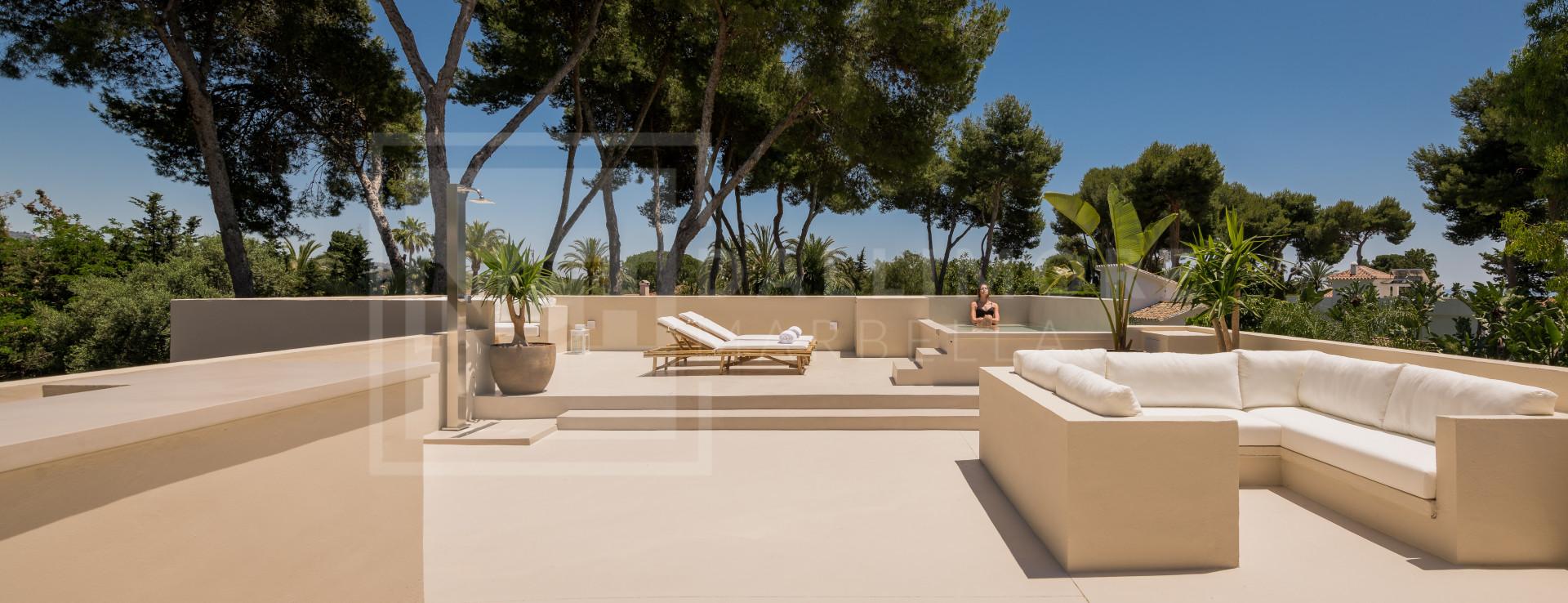 Villa Los Monteros, Marbella East – NEWV6723