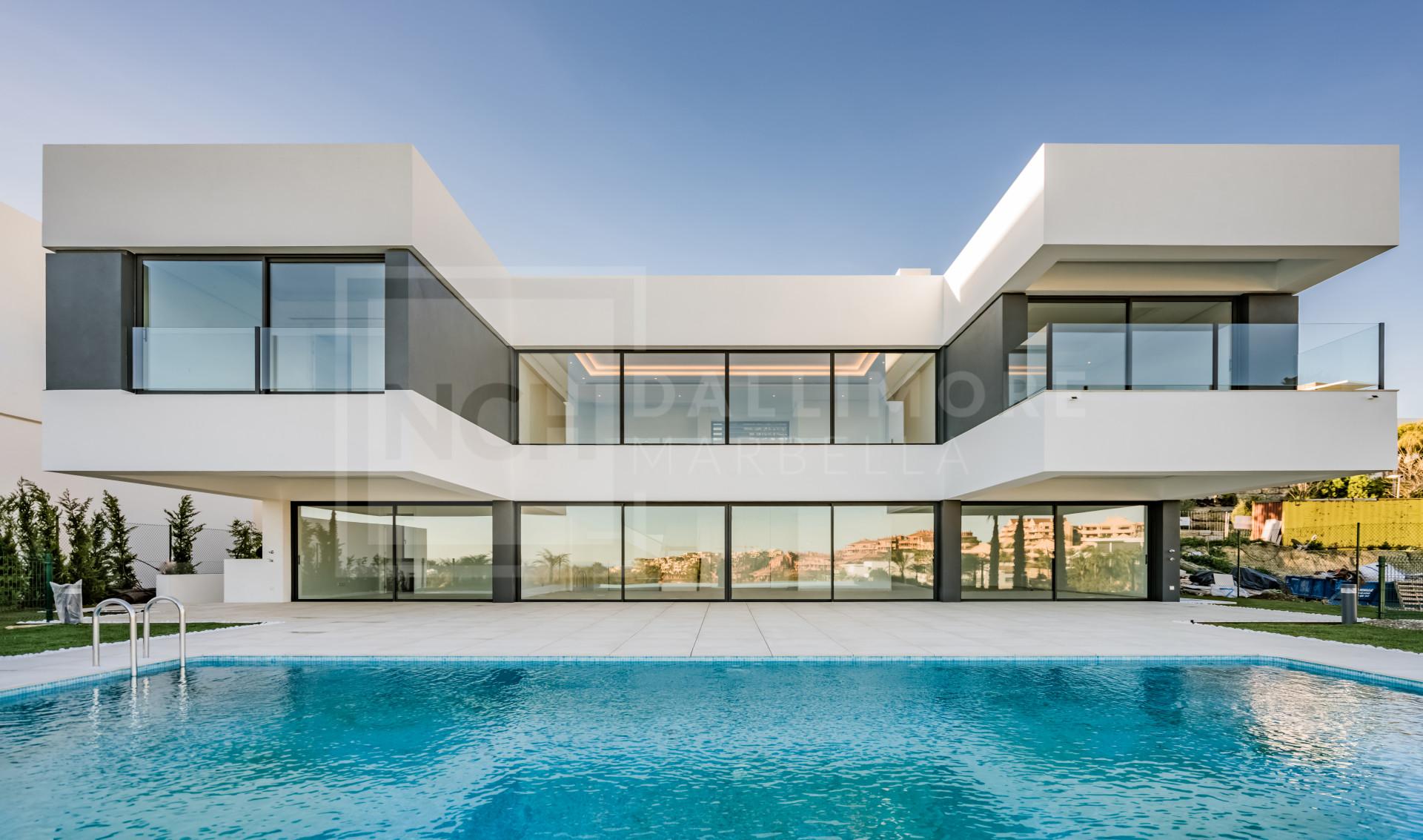 Villa Las lomas del Conde Luque, Benahavis – NEWV6764