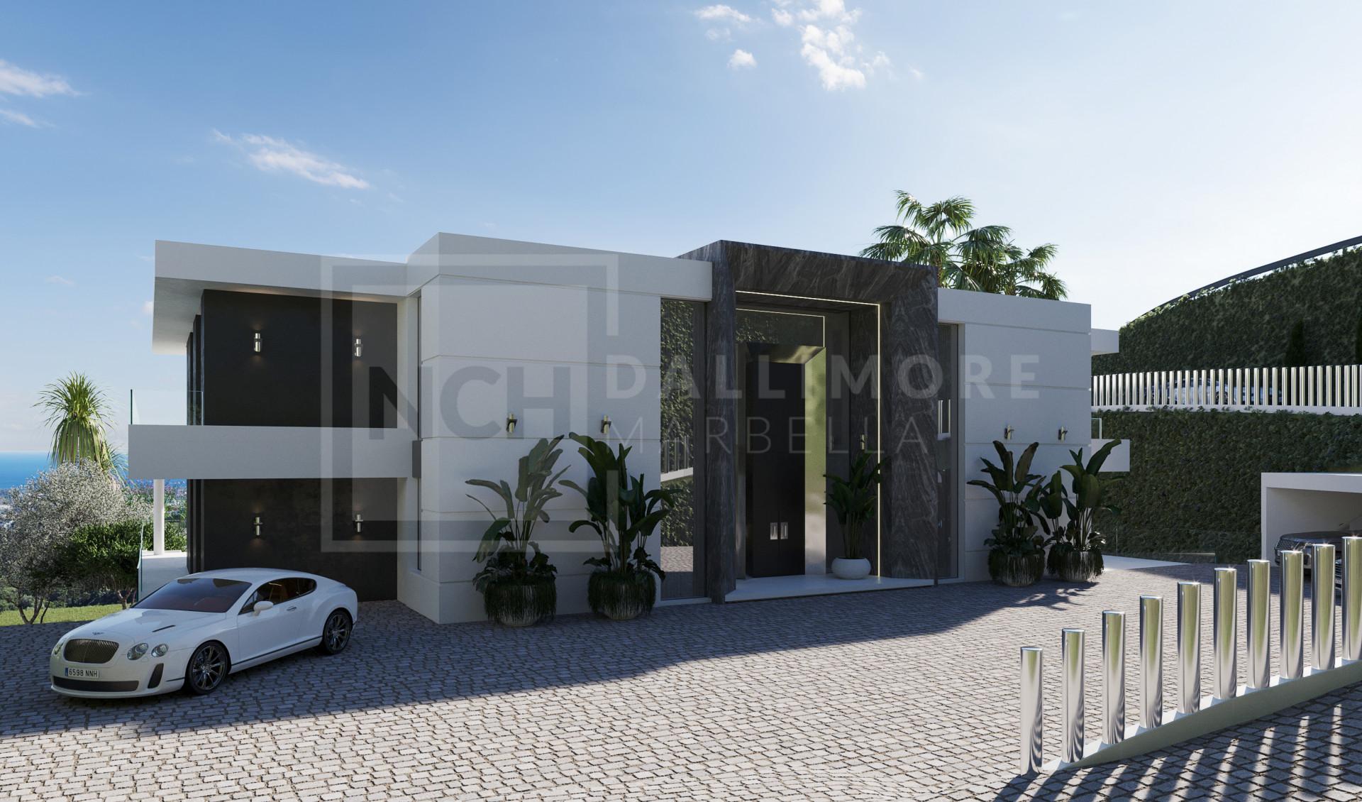 Villa La Reserva de Alcuzcuz, Benahavis – NEWV6762
