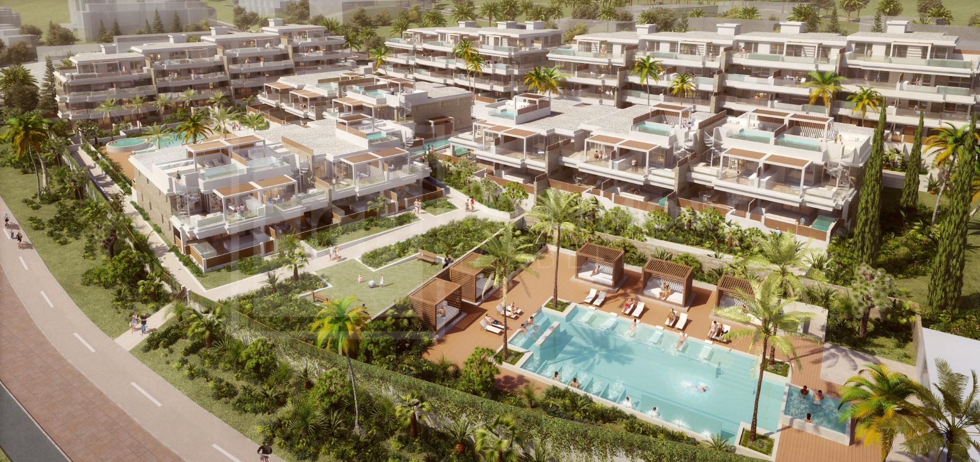Penthouse Playamarina, Mijas Costa – NEWPH6780