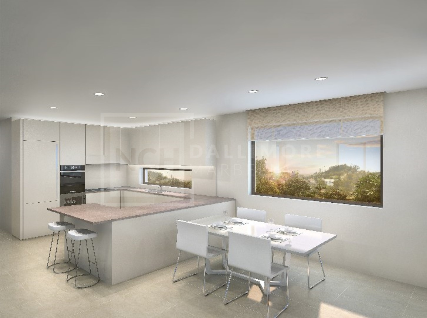 Ground Floor Apartment Cala de Mijas, Mijas Costa – NEWA6779