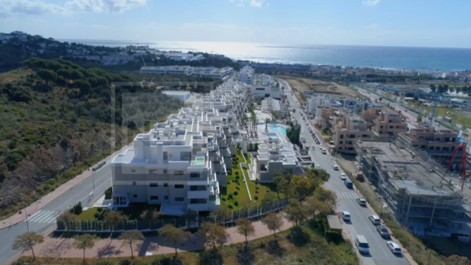 Semi Detached Villa Cala de Mijas, Mijas Costa – NEWV6778
