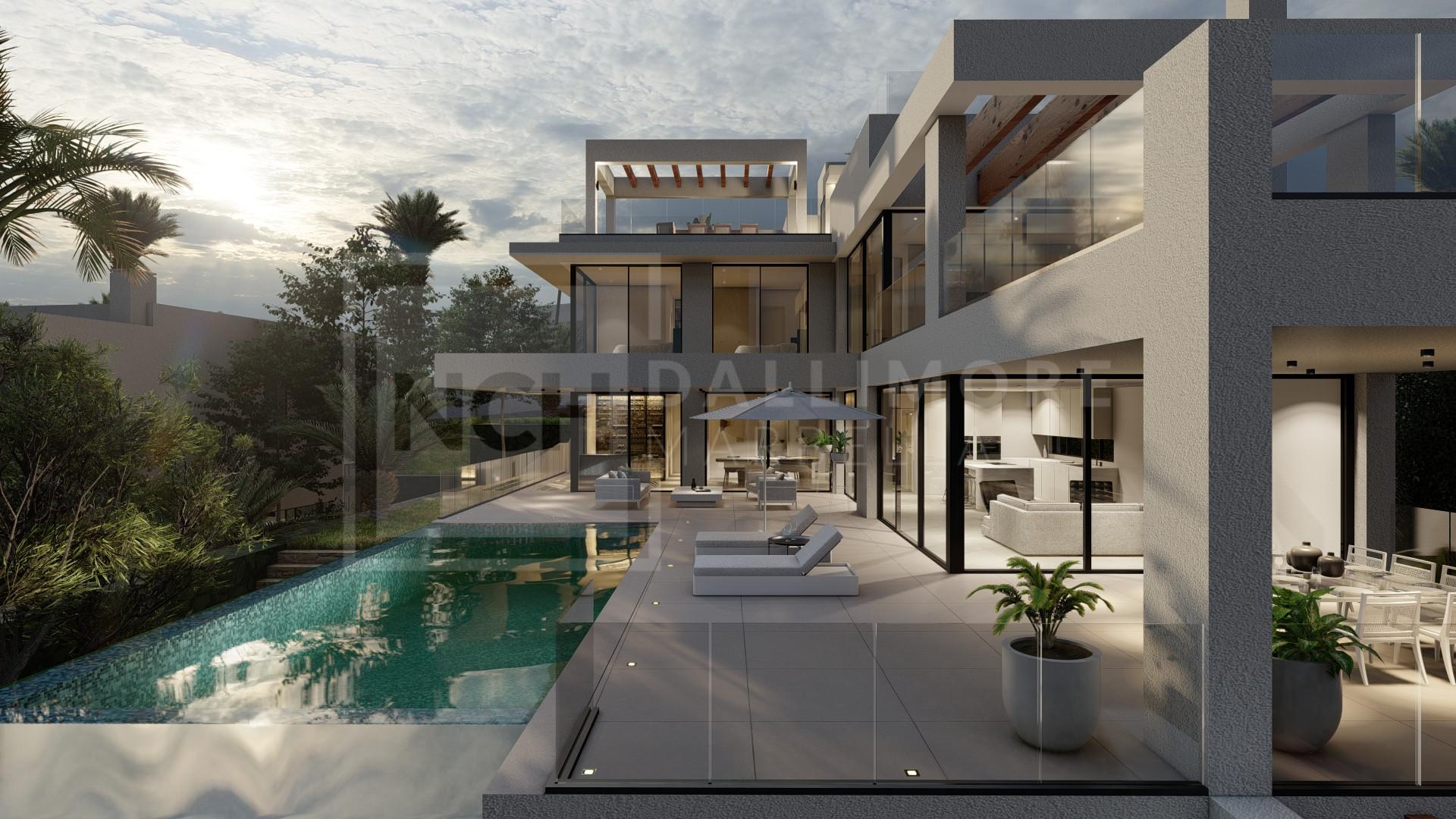 Villa Selwo, Estepona – NEWV6783