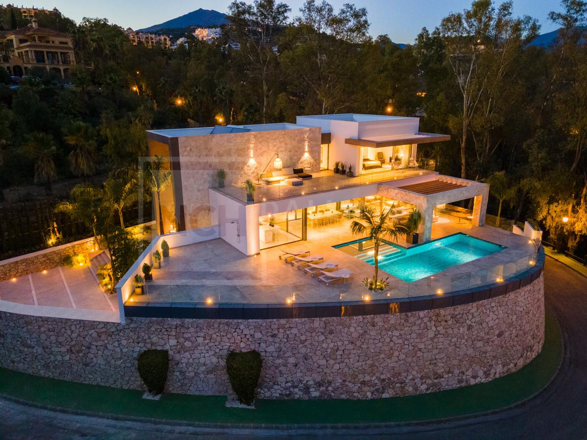 Villa El Herrojo, Benahavis – NEWV6787