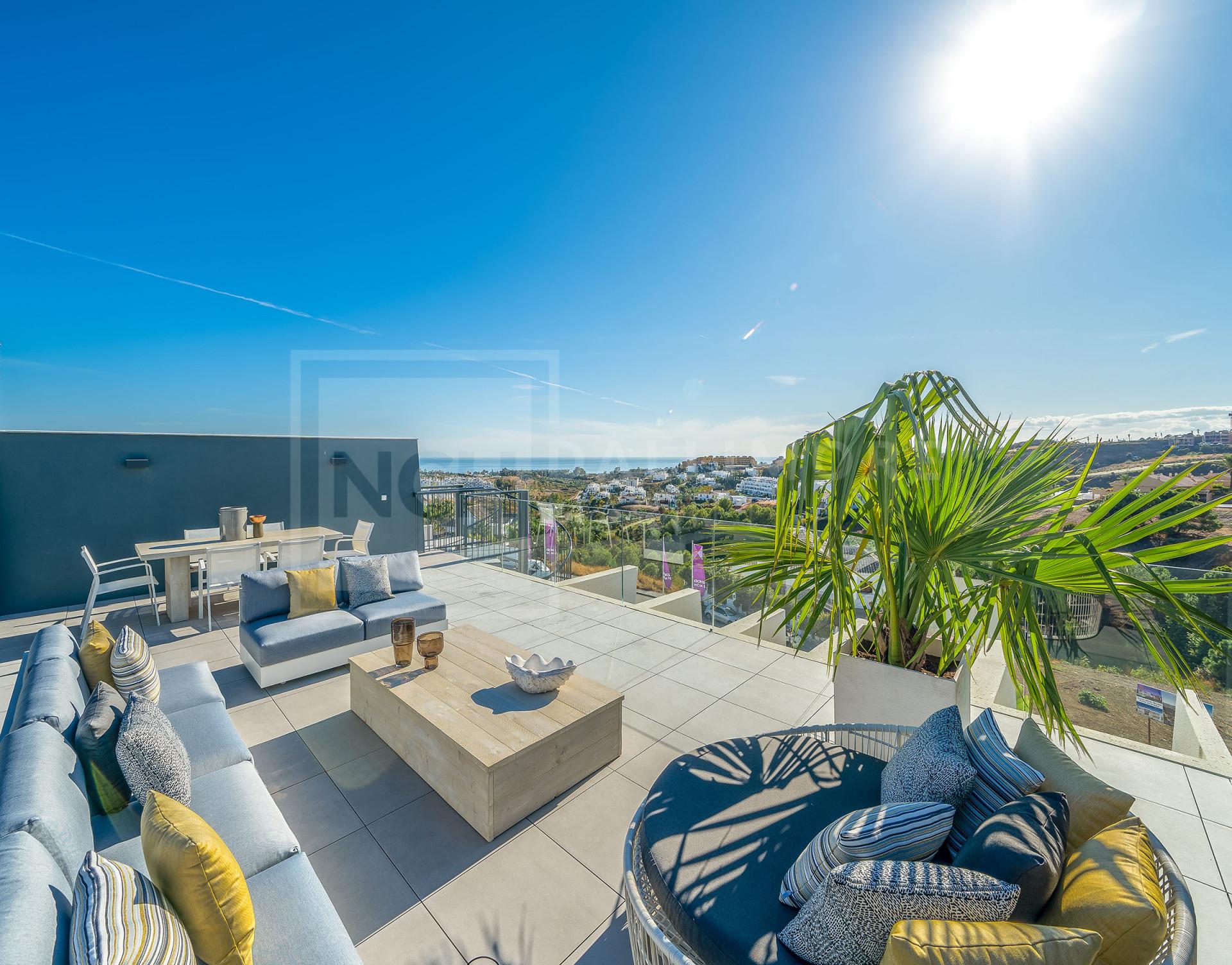 Penthouse La Resina Golf, Estepona – NEWPH6782
