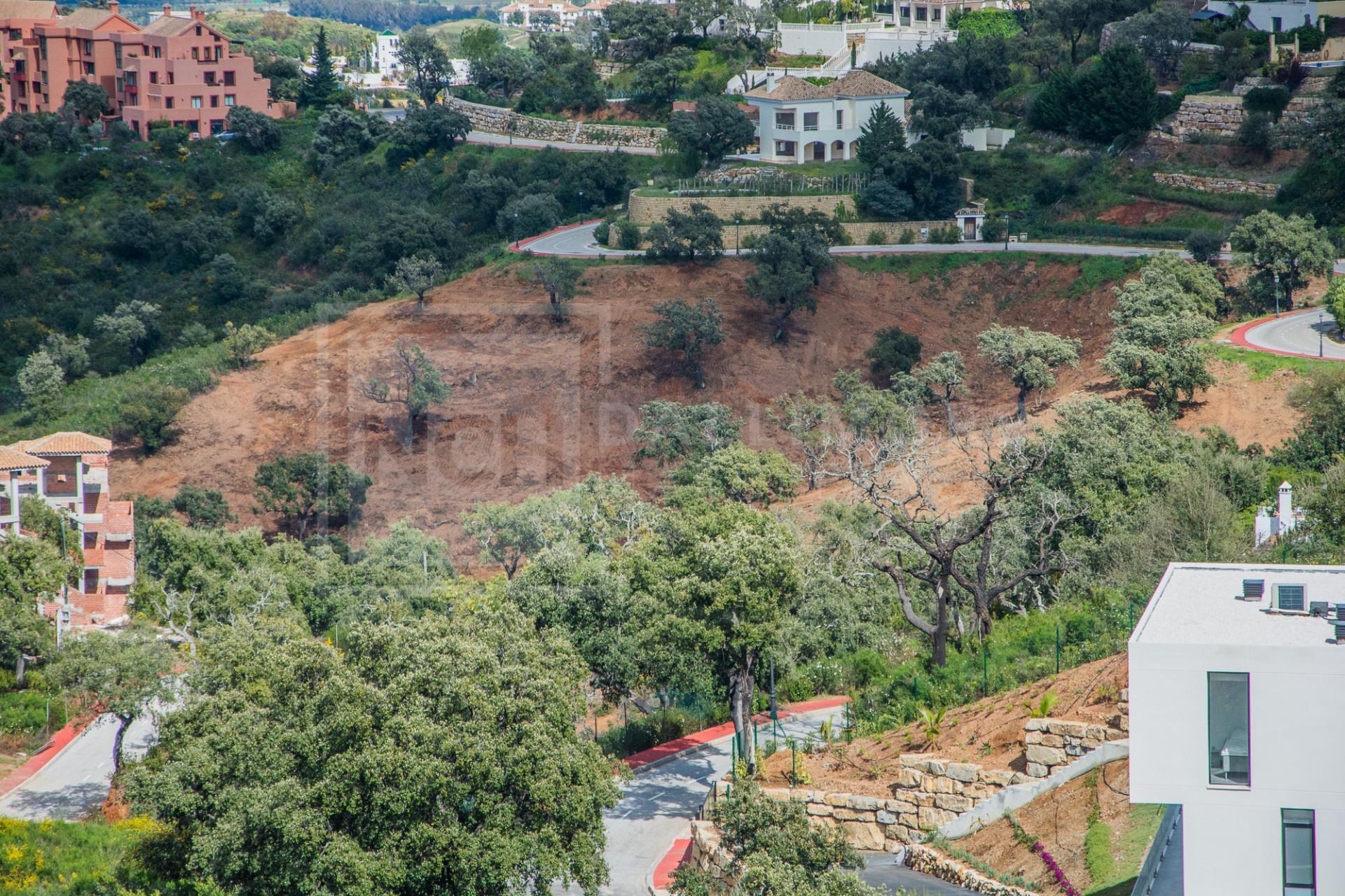 Plot La Mairena, Marbella East – NEWPL6772