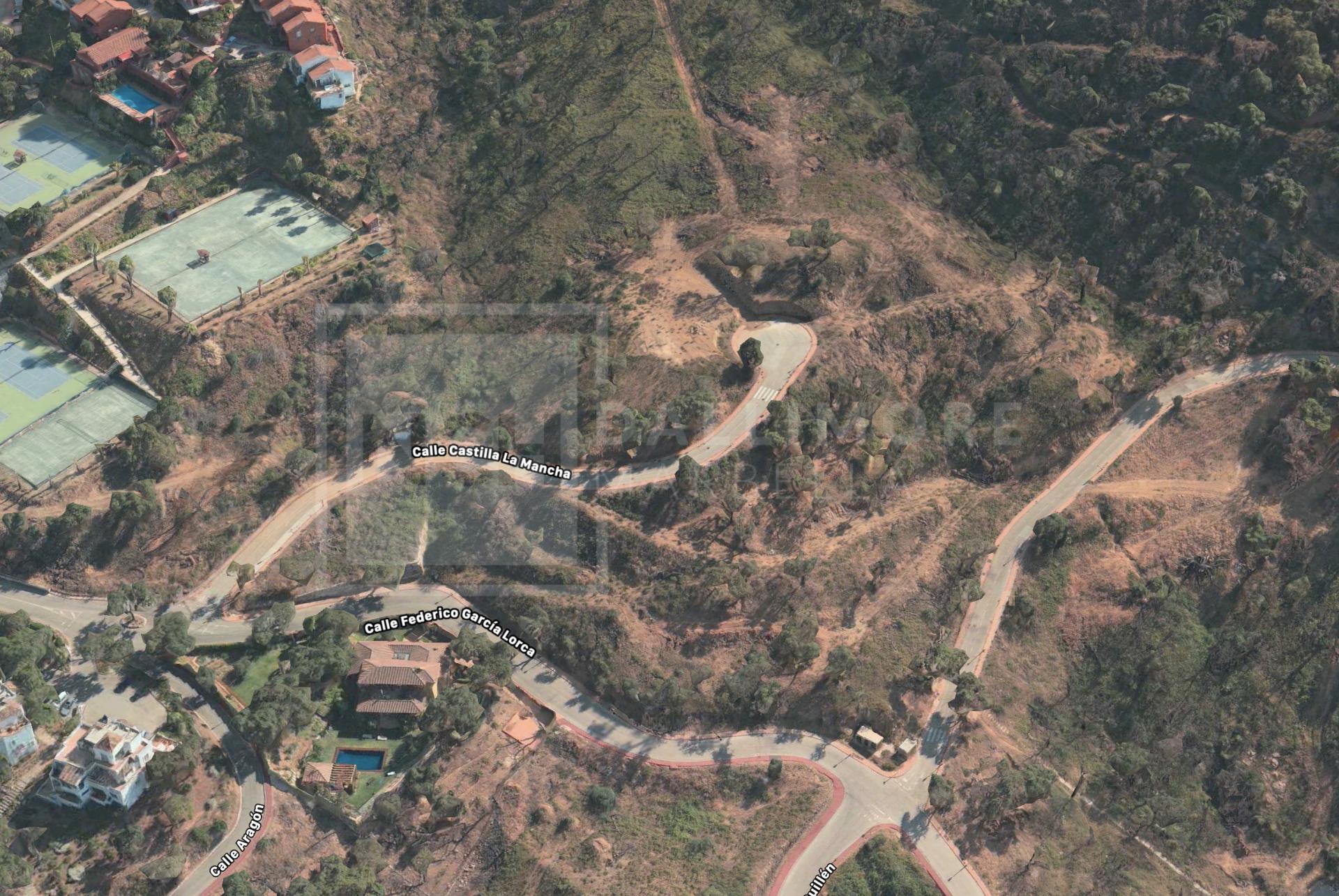Plot La Mairena, Marbella East – NEWPL6773