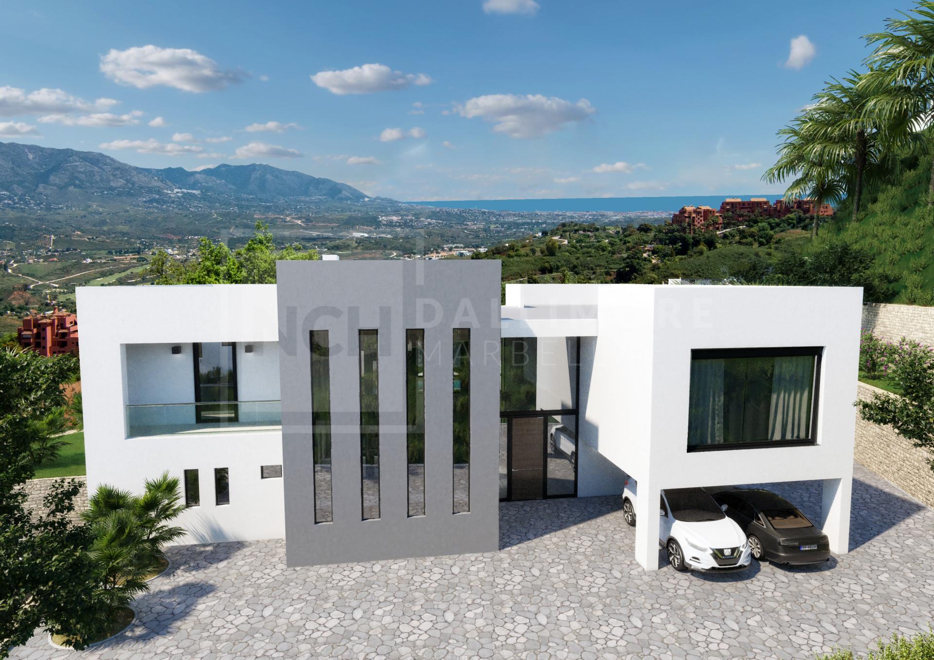 Plot La Mairena, Marbella East – NEWPL6768