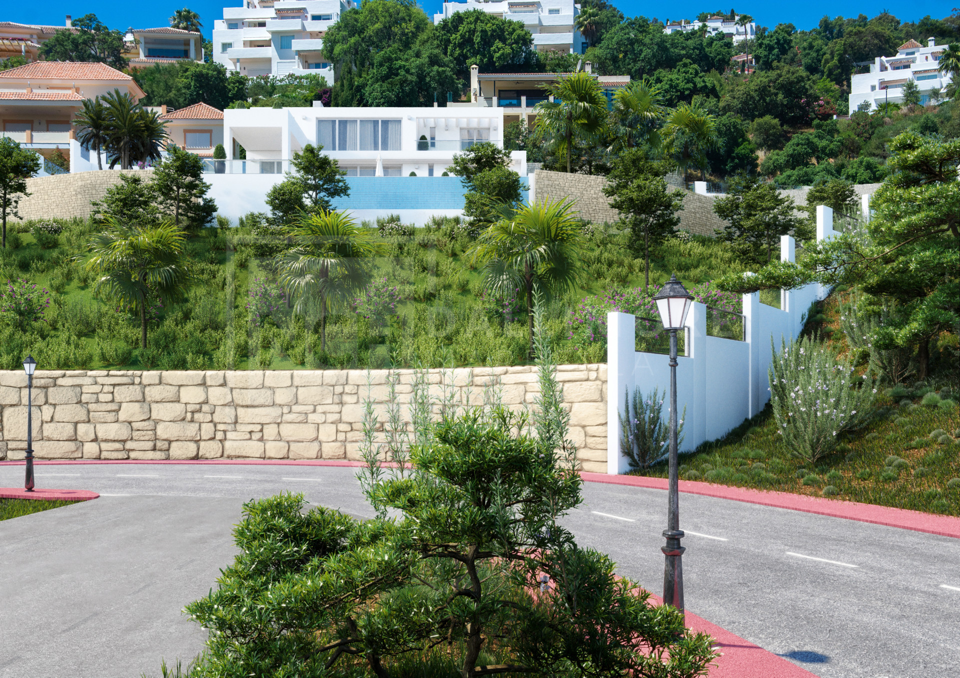 Plot La Mairena, Marbella East – NEWPL6769