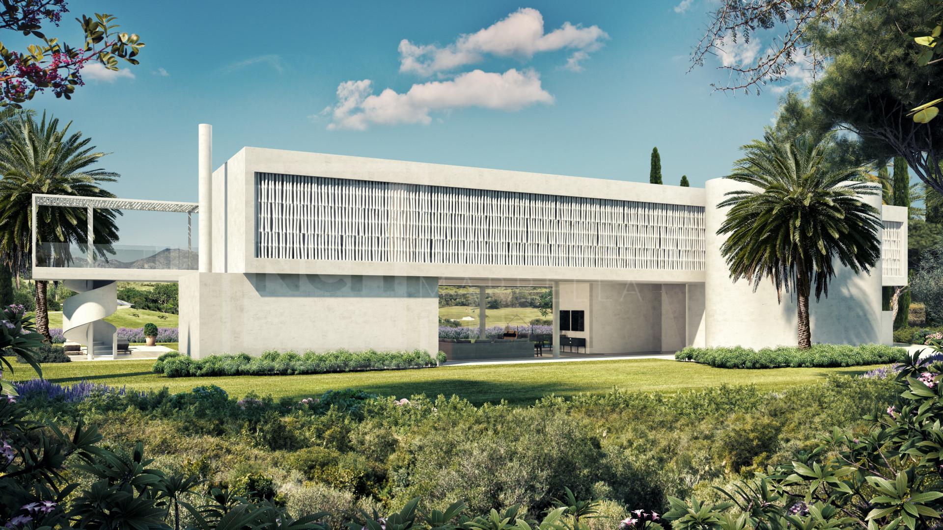Villa Finca Cortesin, Casares – NEWV6804