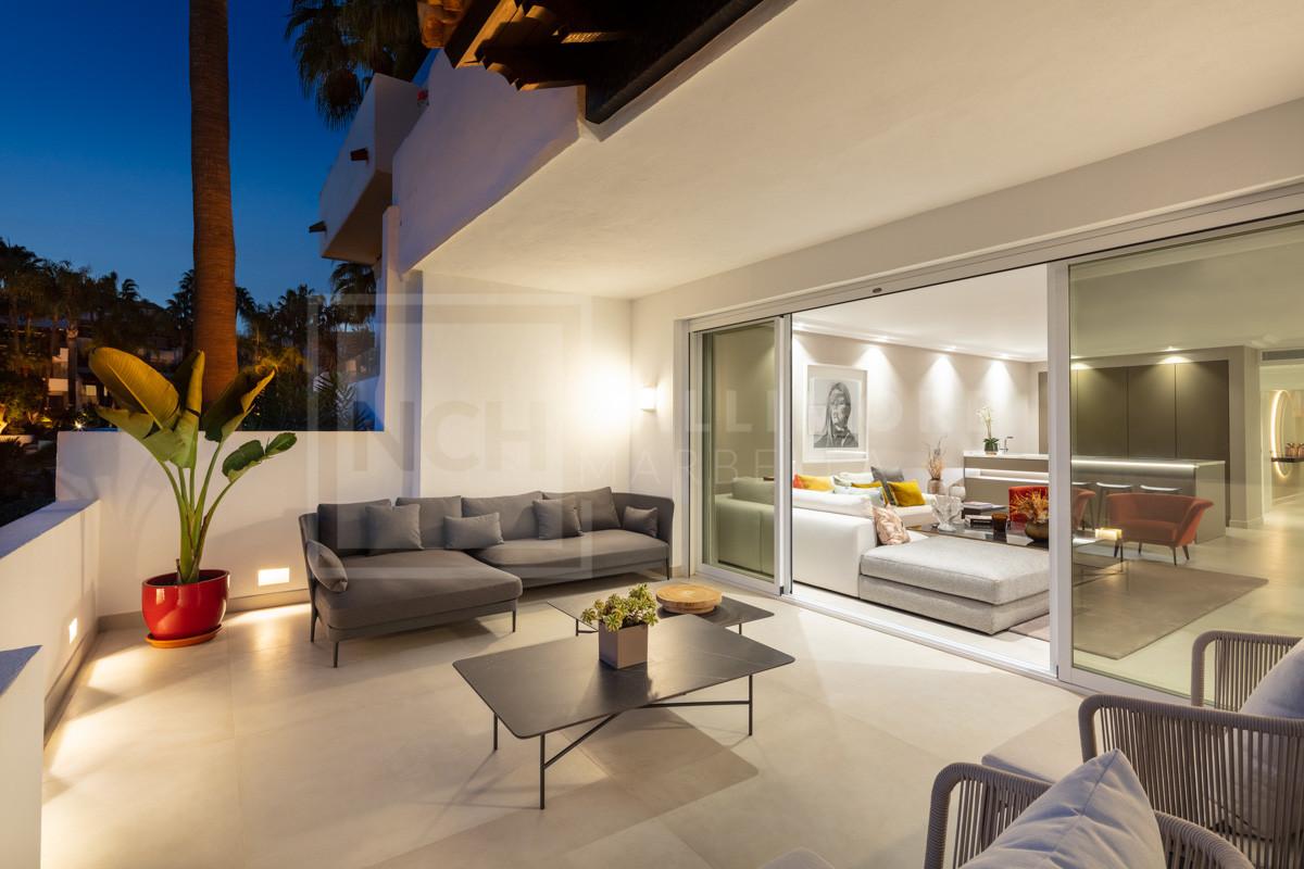 Ground Floor Apartment Puente Romano, Marbella Golden Mile – NEWA6808