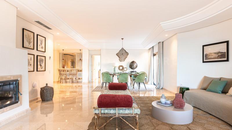 Duplex Penthouse La Morera, Marbella East – NEWA6809