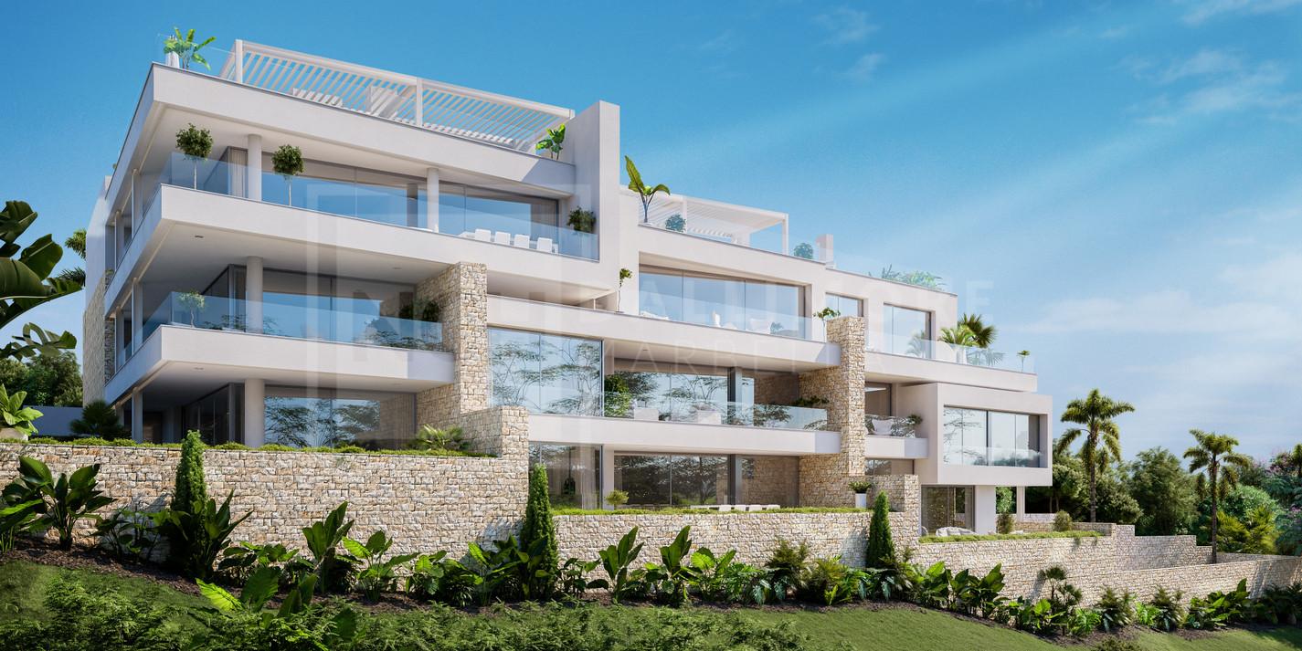 Apartment La Quinta Golf, Benahavis – NEWA6805