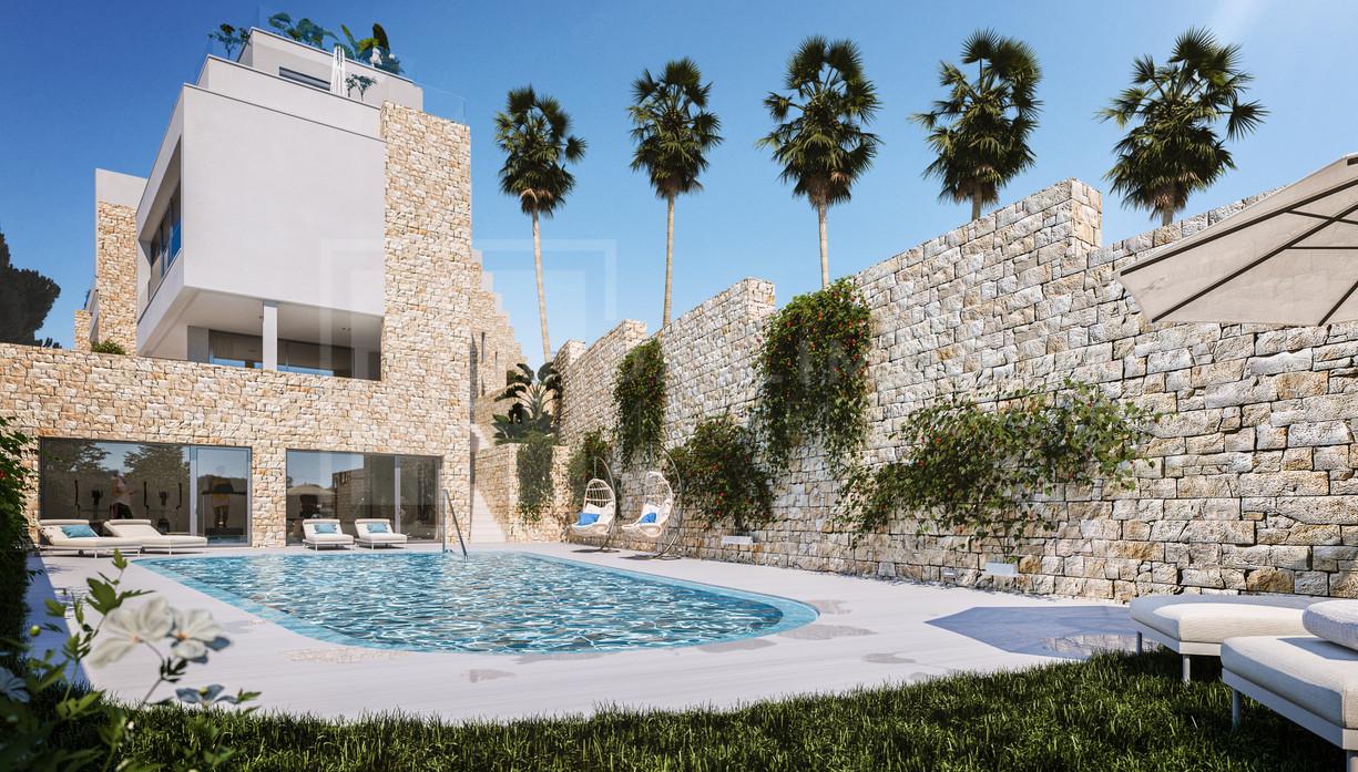 Penthouse La Quinta Golf, Benahavis - NEWPH6806