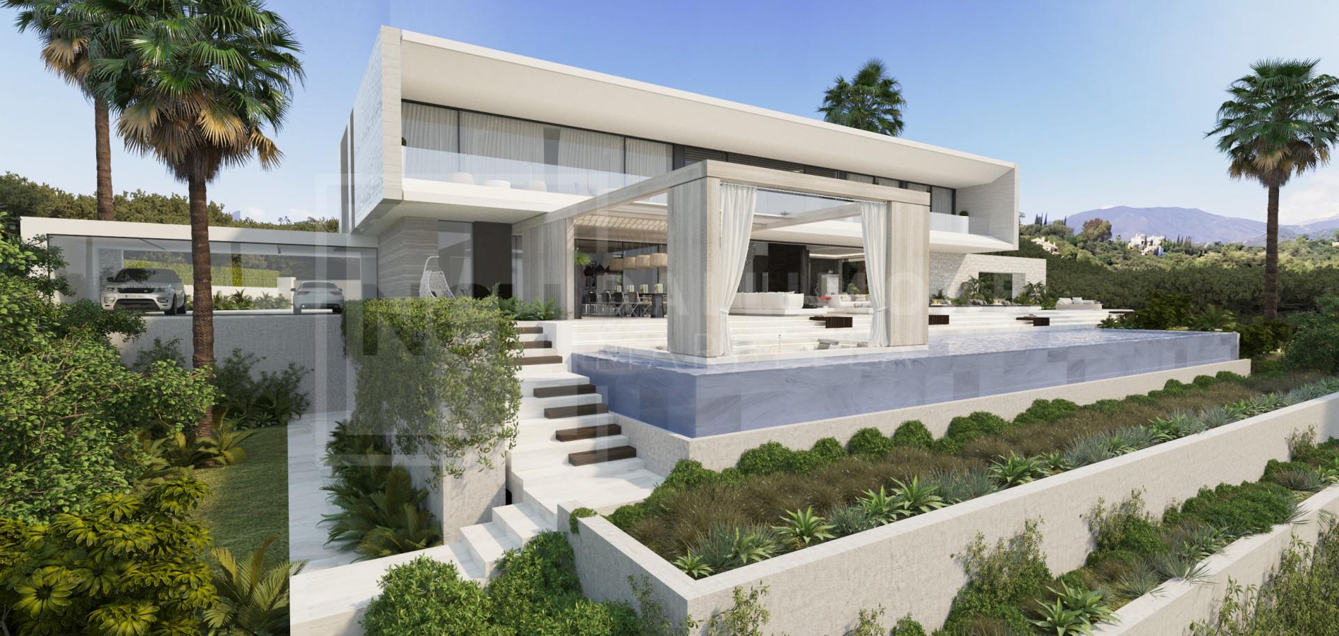 Villa El Madroñal, Benahavis – NEWV6807