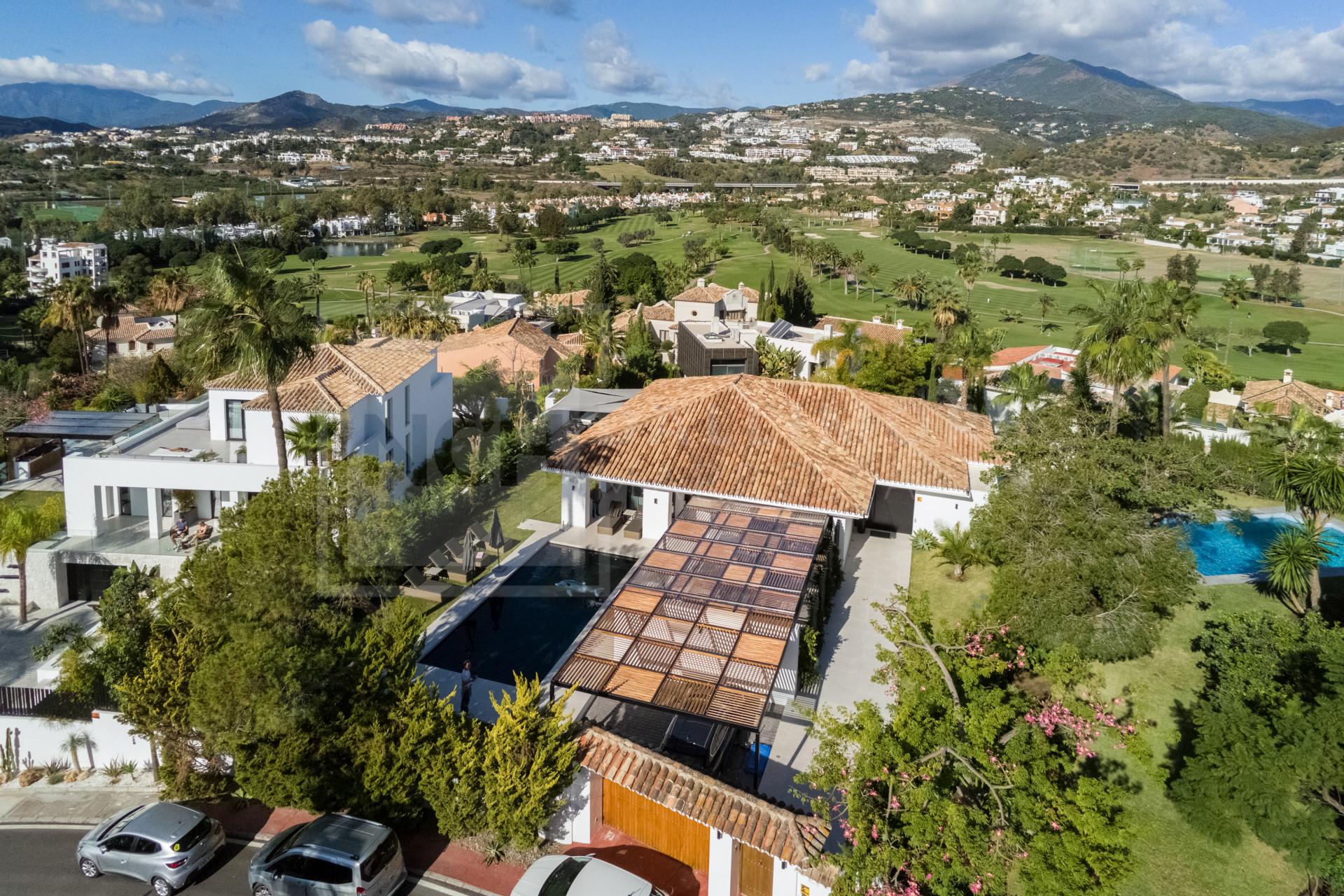 Villa Los Naranjos, Nueva Andalucia – NEWV6796