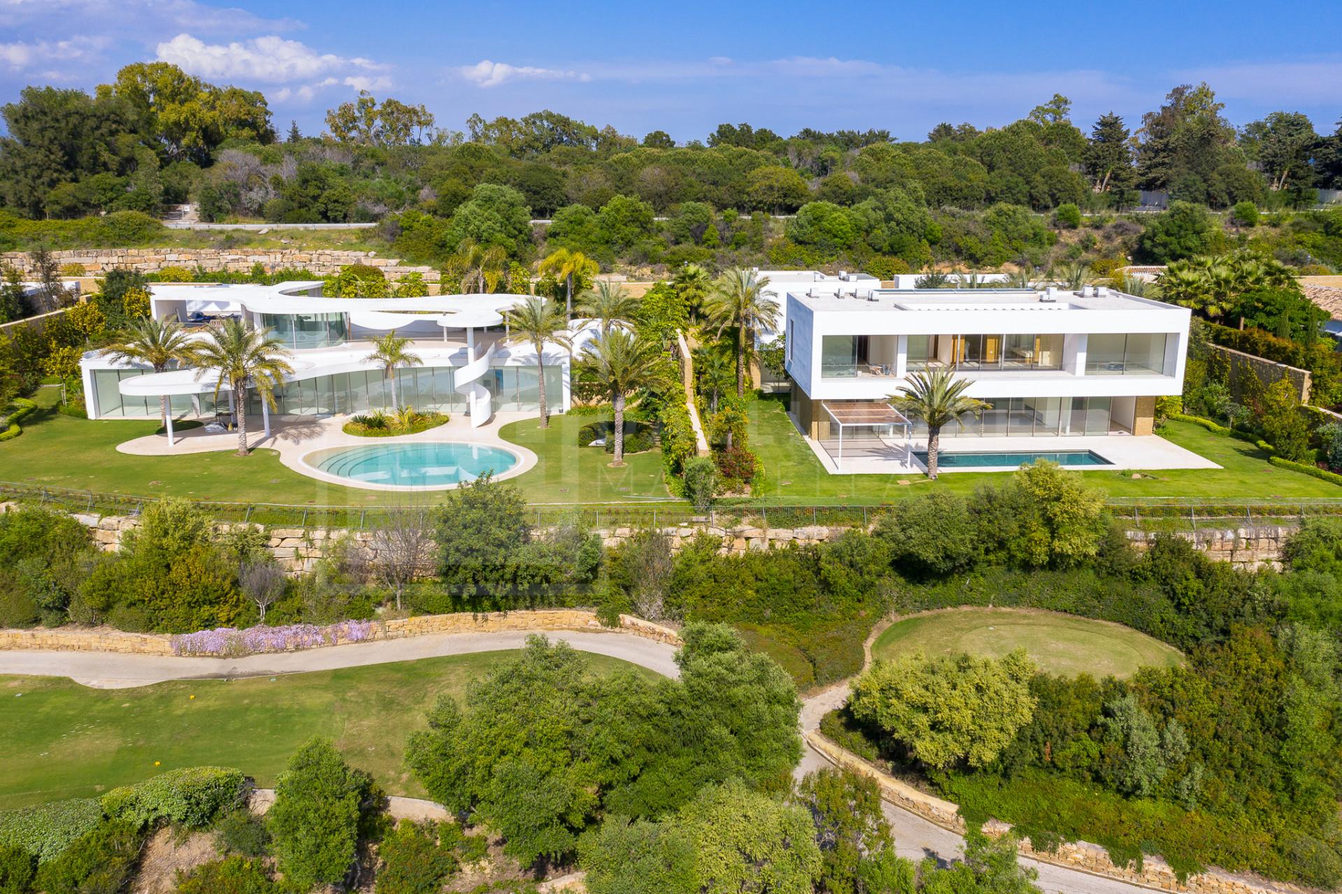 Villa Finca Cortesin, Casares - NEWV6800