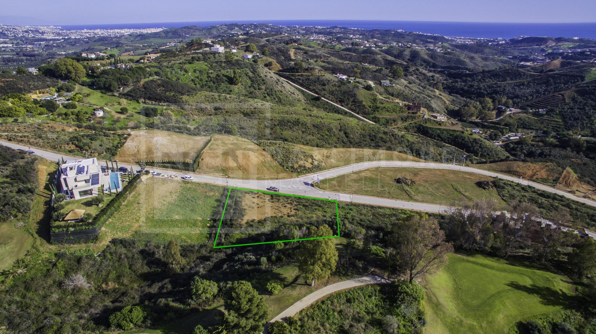 Plot La Cala Golf, Mijas Costa – NEWPL6793