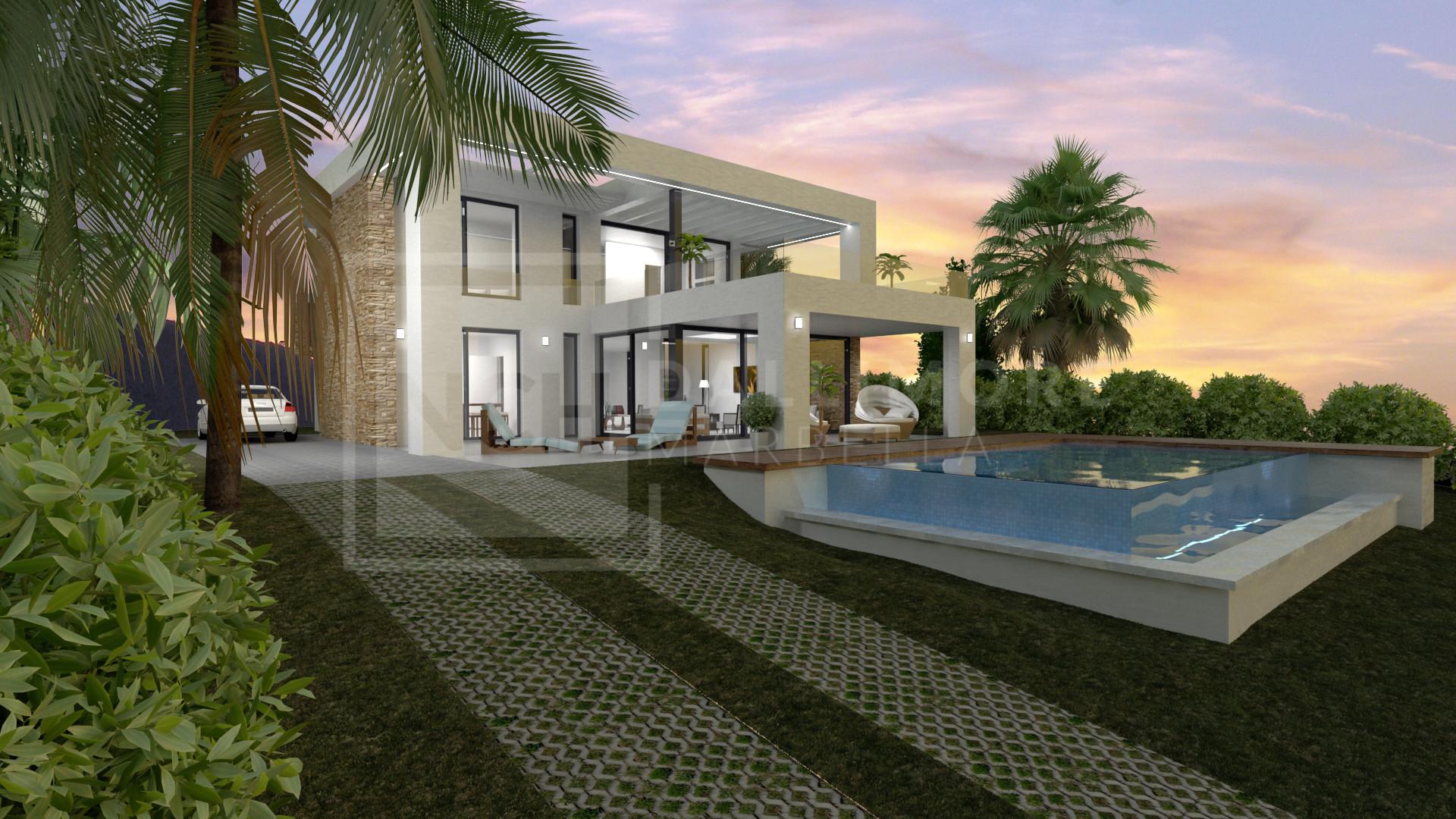 Villa , Mijas Costa – NEWV6792