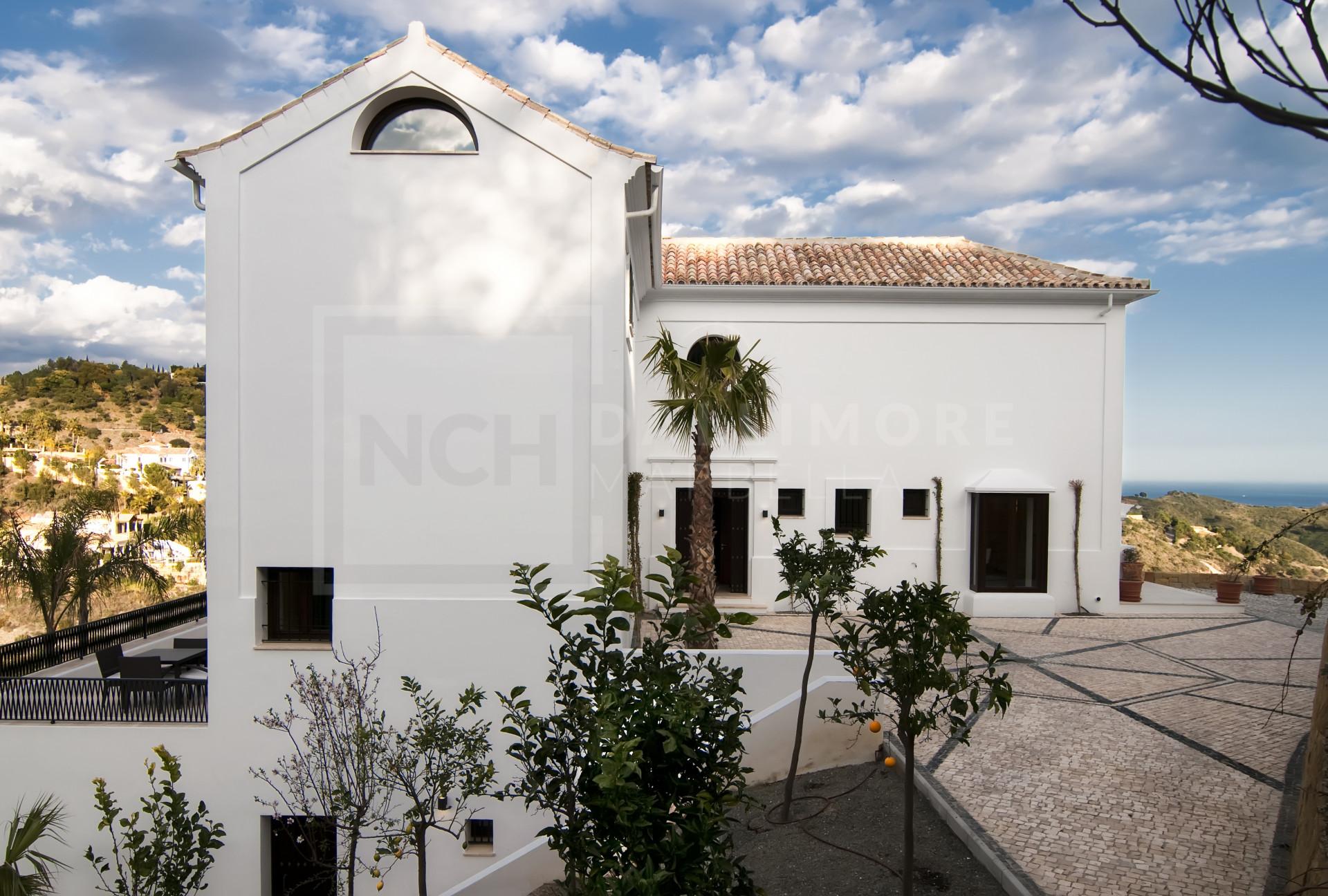 Villa El Madroñal, Benahavis – NEWV6789