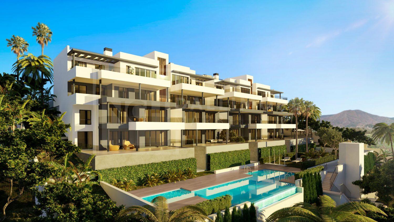 Apartment , Estepona – NEWA6826