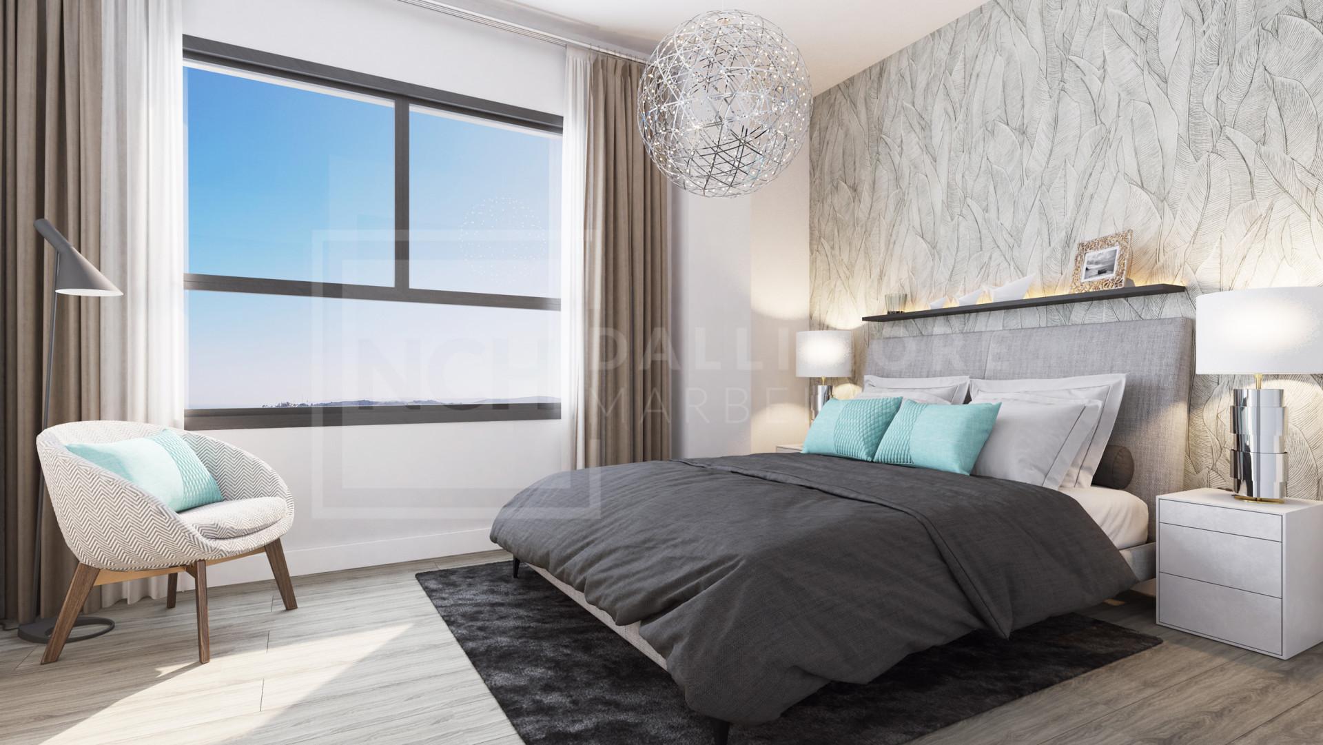 Ground Floor Apartment , Estepona – NEWA6829