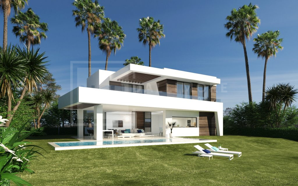 Town House New Golden Mile, Estepona – NEWTH6817