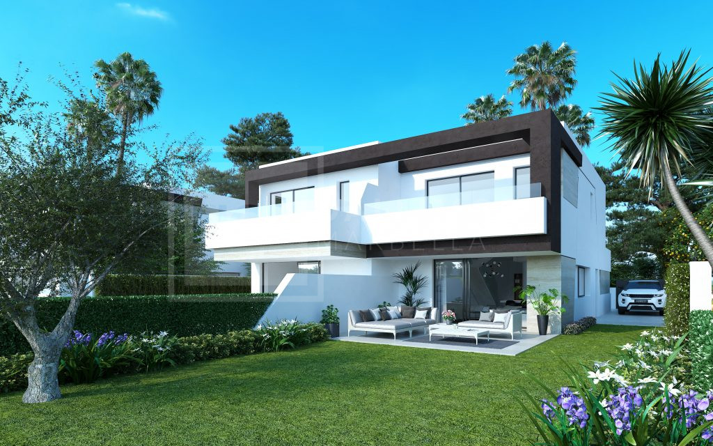 Town House New Golden Mile, Estepona – NEWTH6818