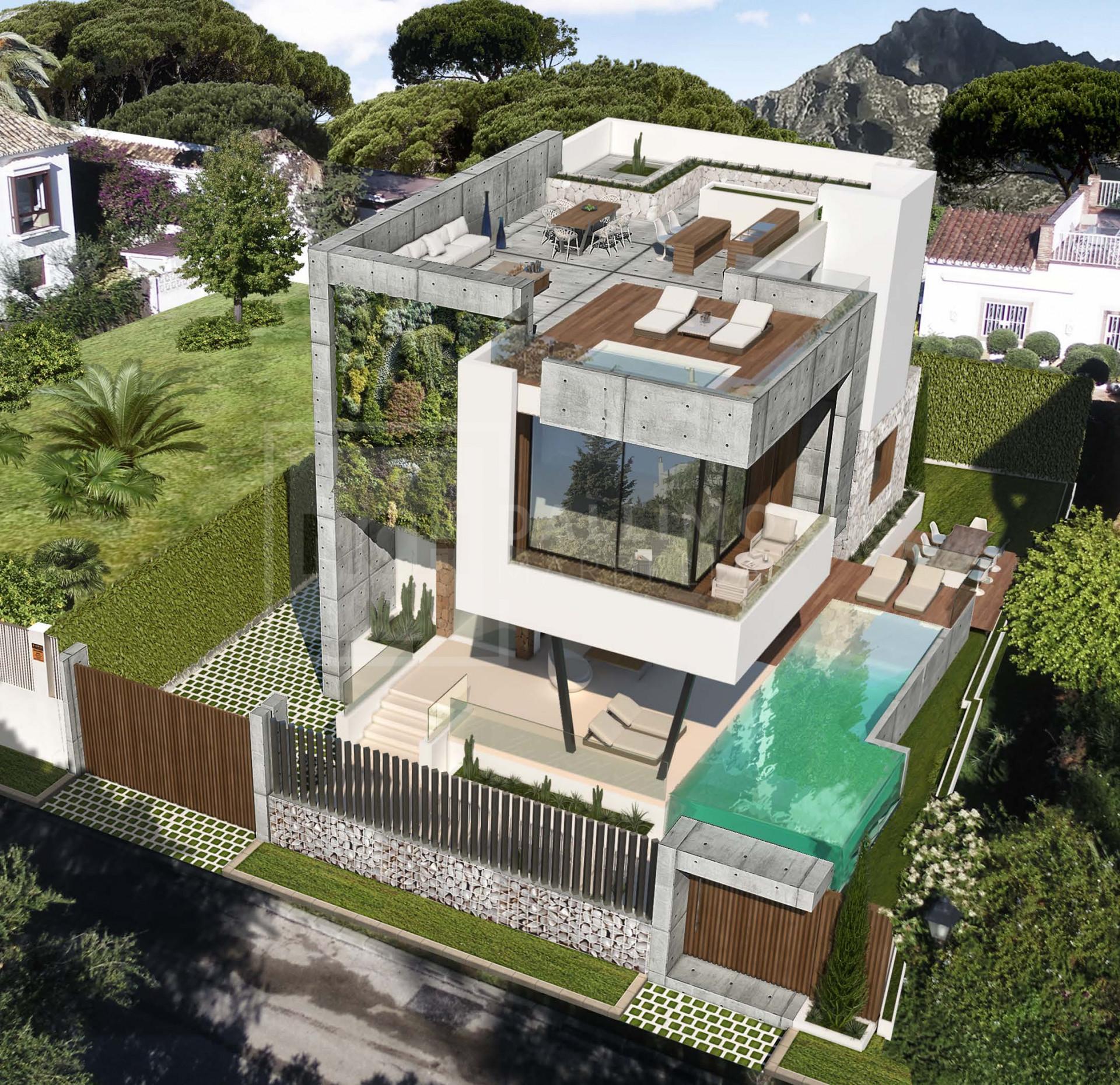 Villa , Marbella Golden Mile – NEWV6846