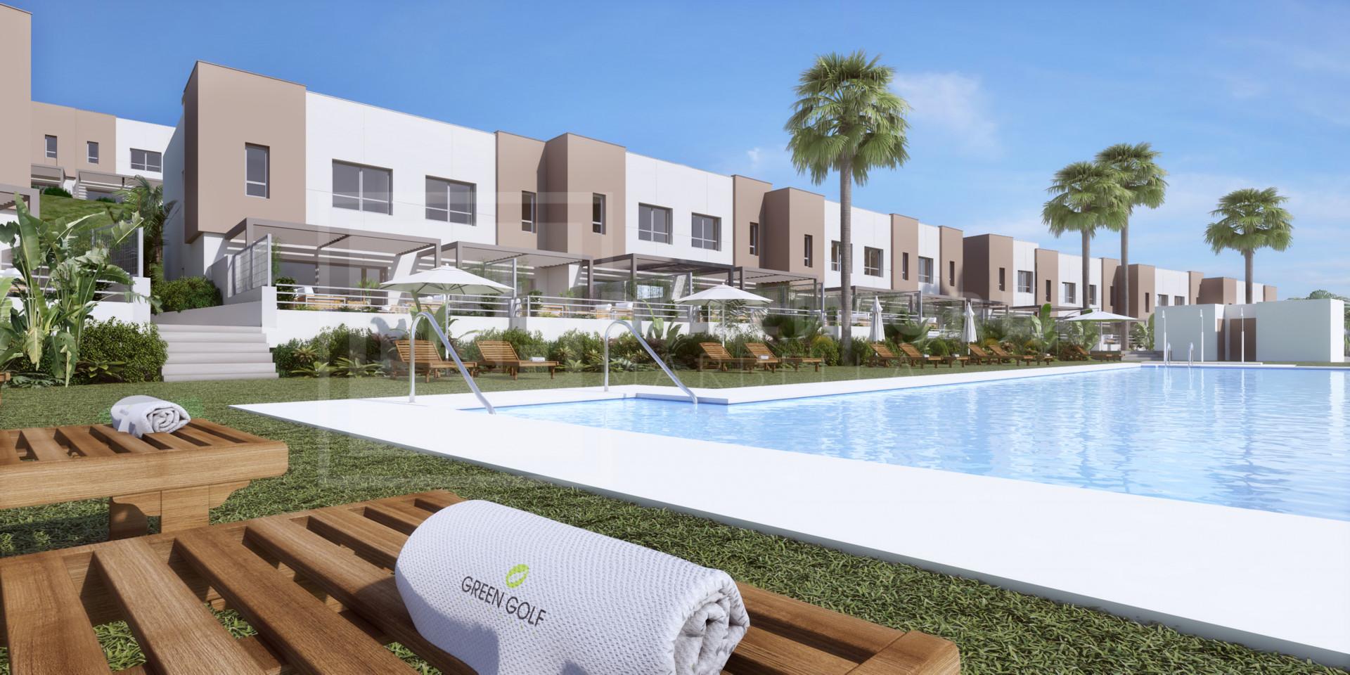Town House Estepona Golf, Estepona – NEWTH6837