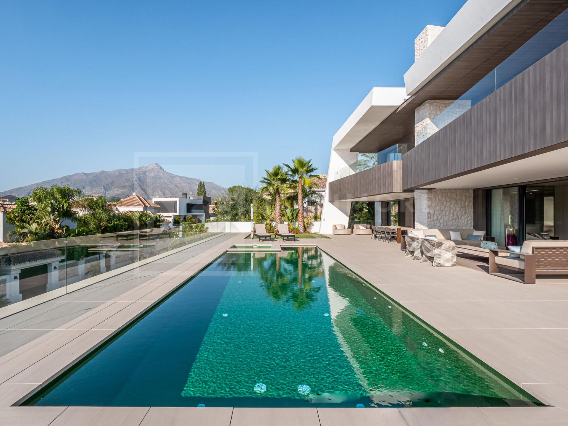 Villa Los Naranjos Golf, Nueva Andalucia – NEWV6505
