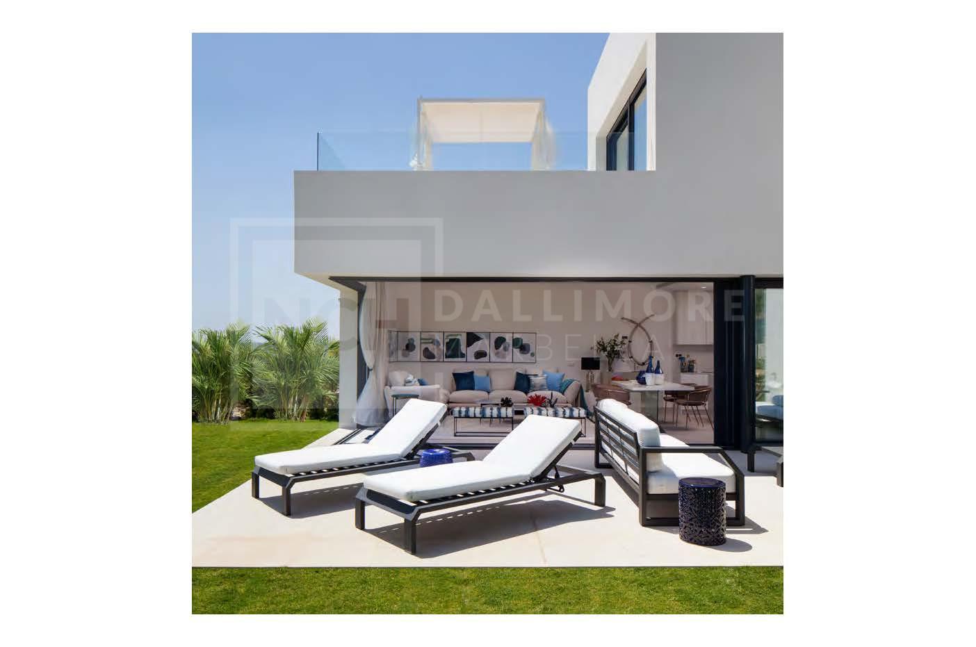 Ground Floor Apartment Finca Cortesin, Casares – NEWA6453