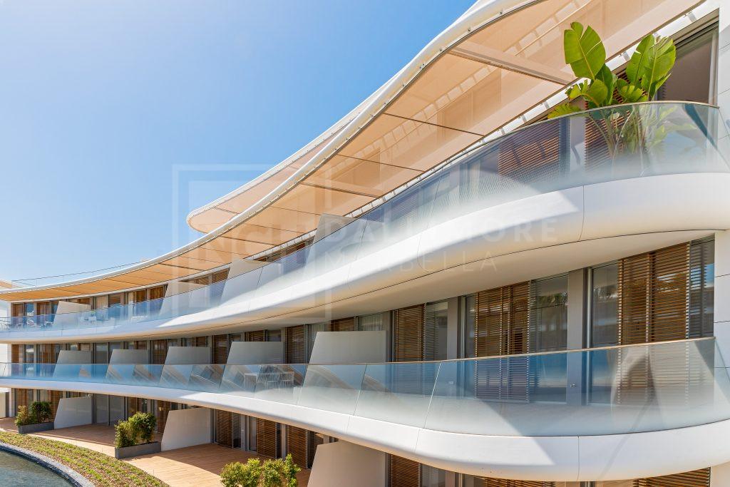 Ground Floor Apartment , Estepona – NEWA6487