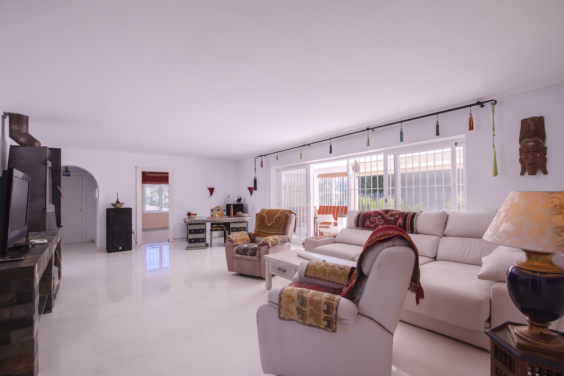 Villa For Sale in Guadalmina (Guadalmina Alta)