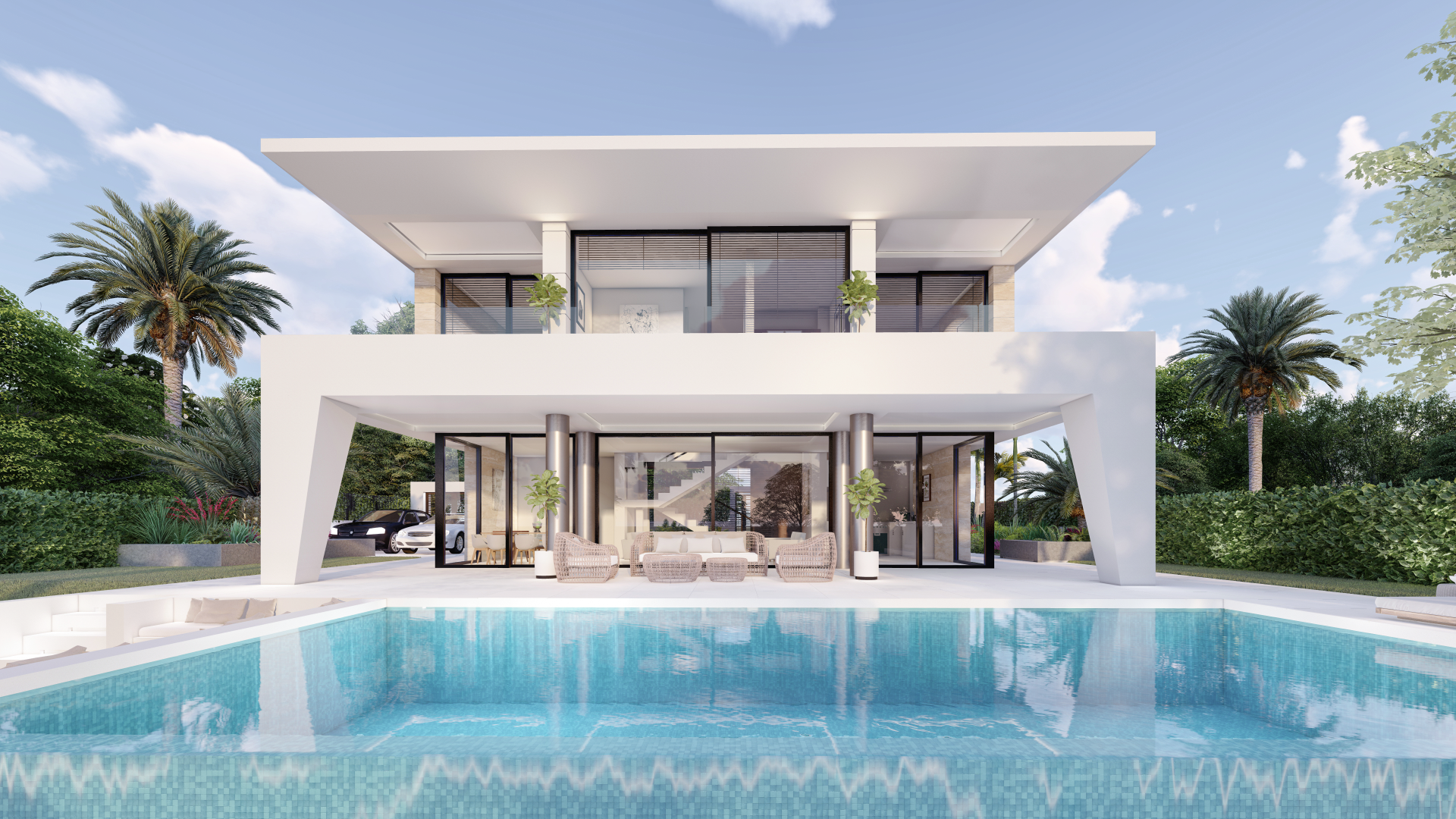 Villa for sale in Puerto La Duquesa, Manilva
