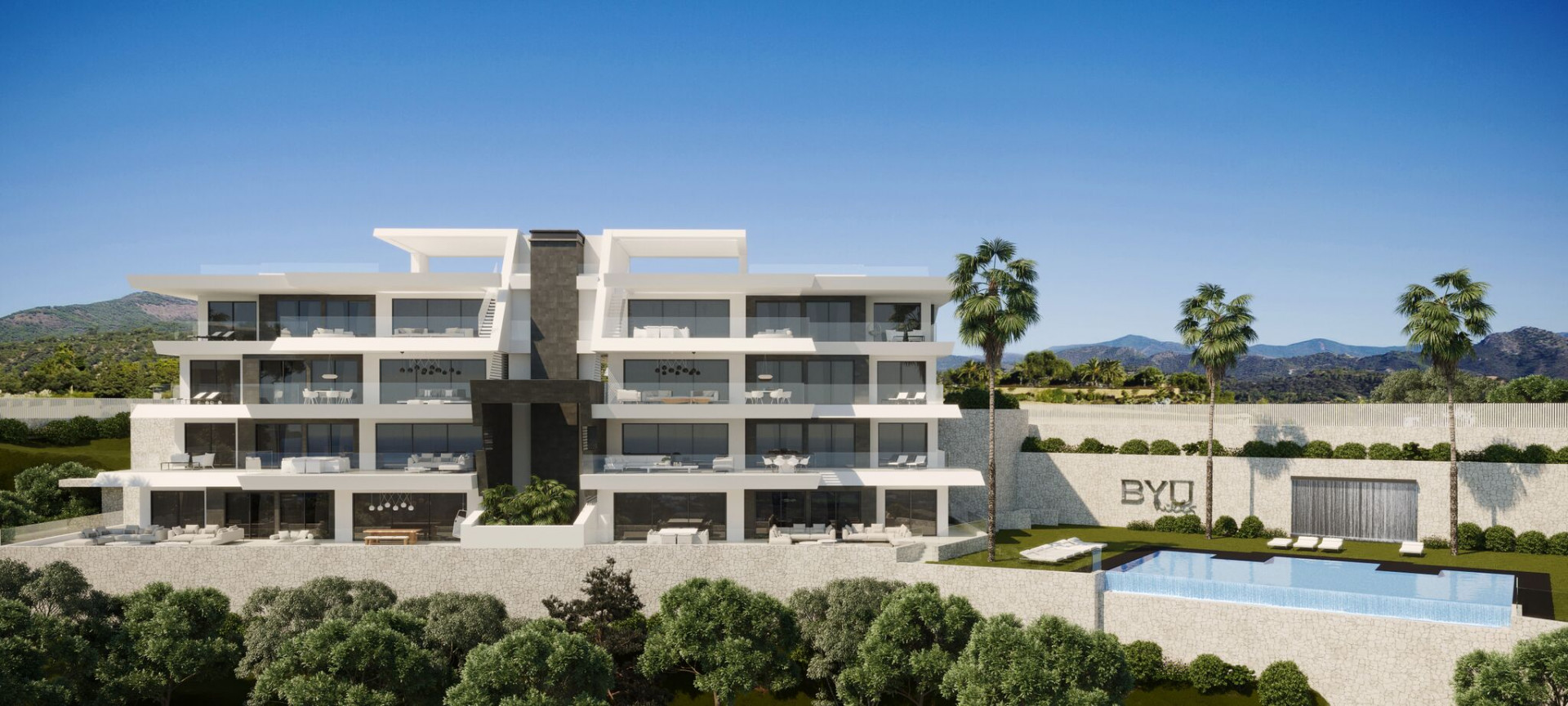 Apartment for sale in Las Colinas de la Heredia, Benahavis