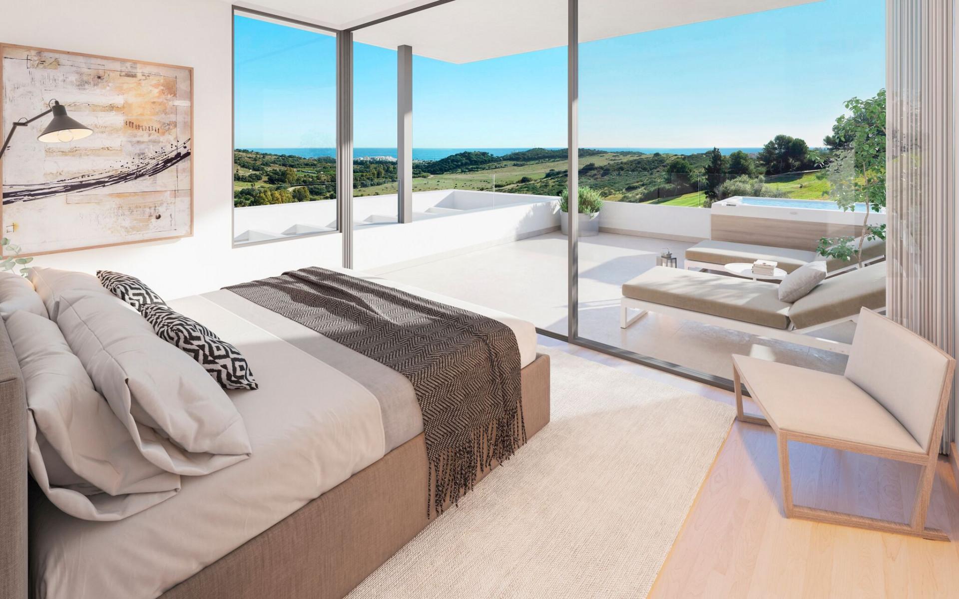 Villa for sale in Estepona Golf, Estepona