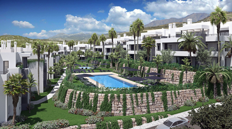Apartment for sale in Casares Montaña, Casares
