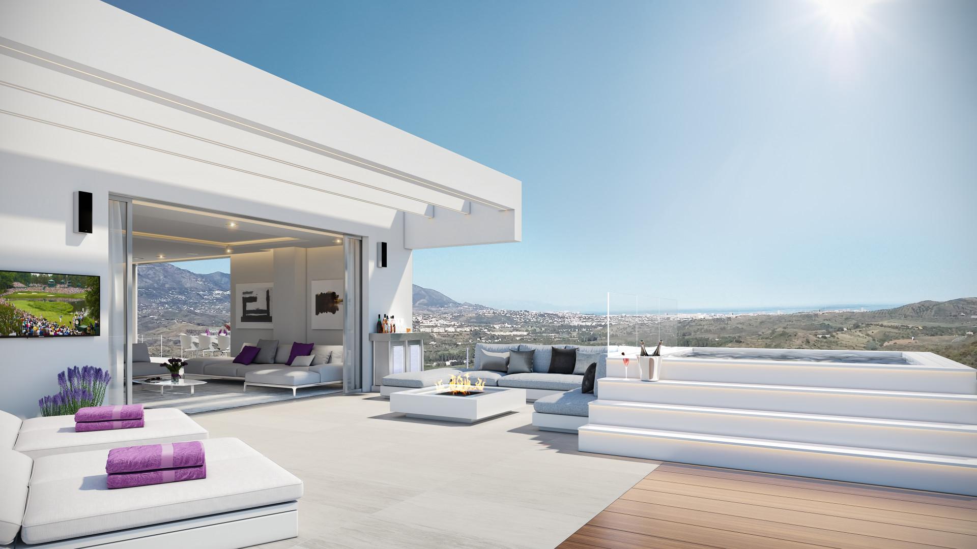 Apartment For Sale In La Cala Golf Mijas Costa
