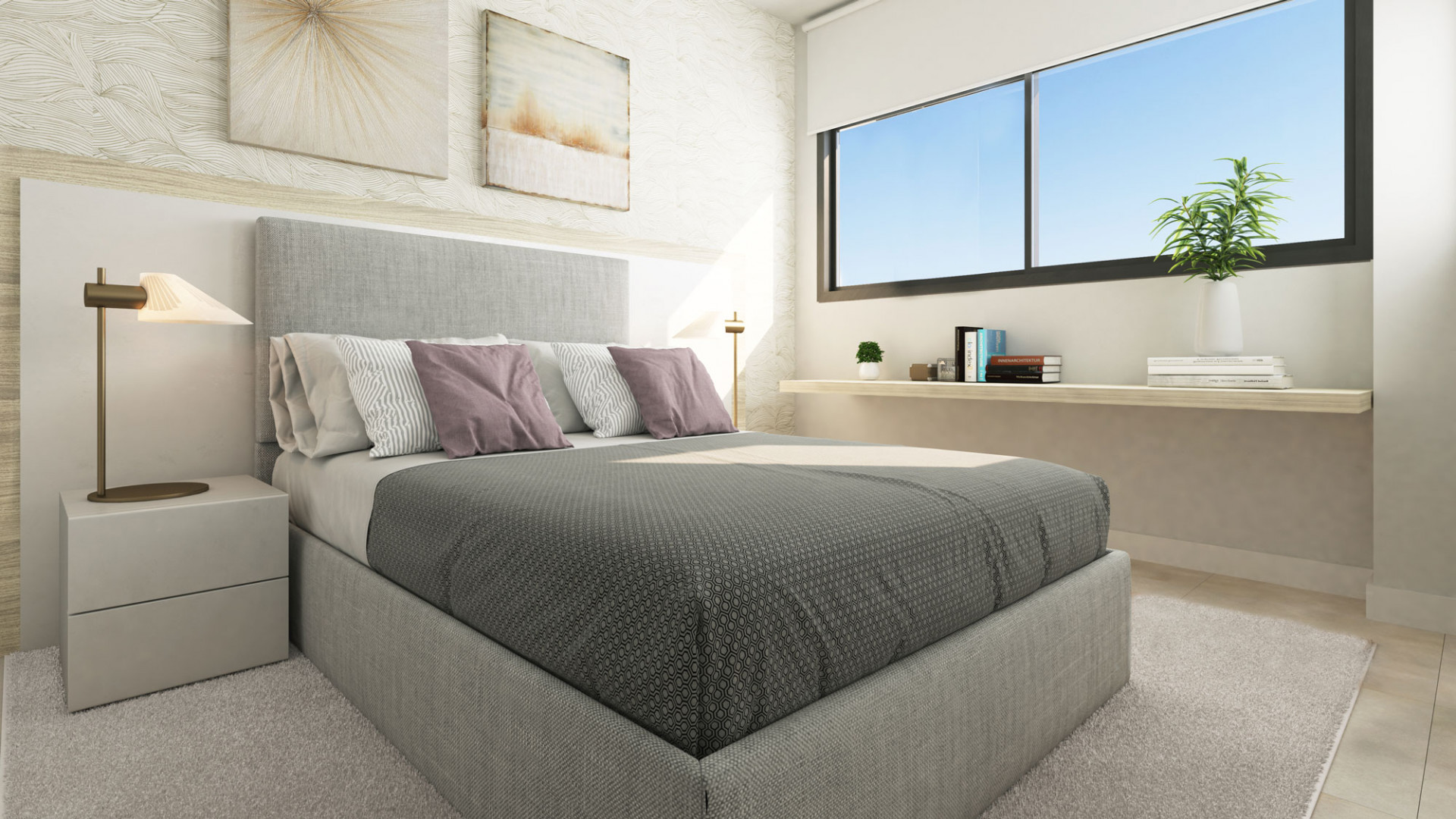 New stunning modern apartments for sale in Manilva