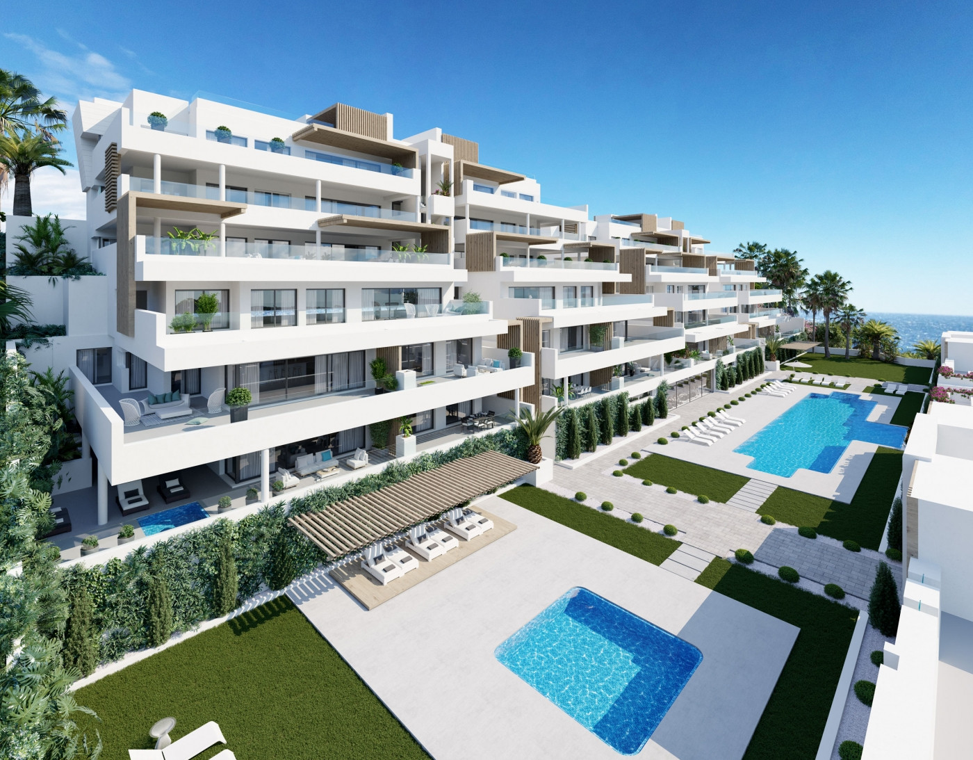 Apartment for sale in Estepona Puerto, Estepona