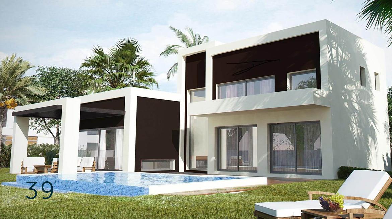 Luxury contemporary villas for sale in Benahavis