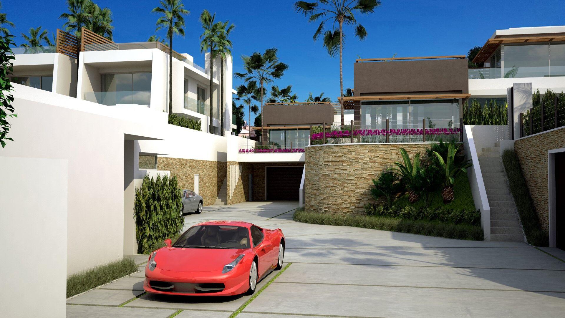 Villa for sale in Riviera del Sol, Mijas Costa